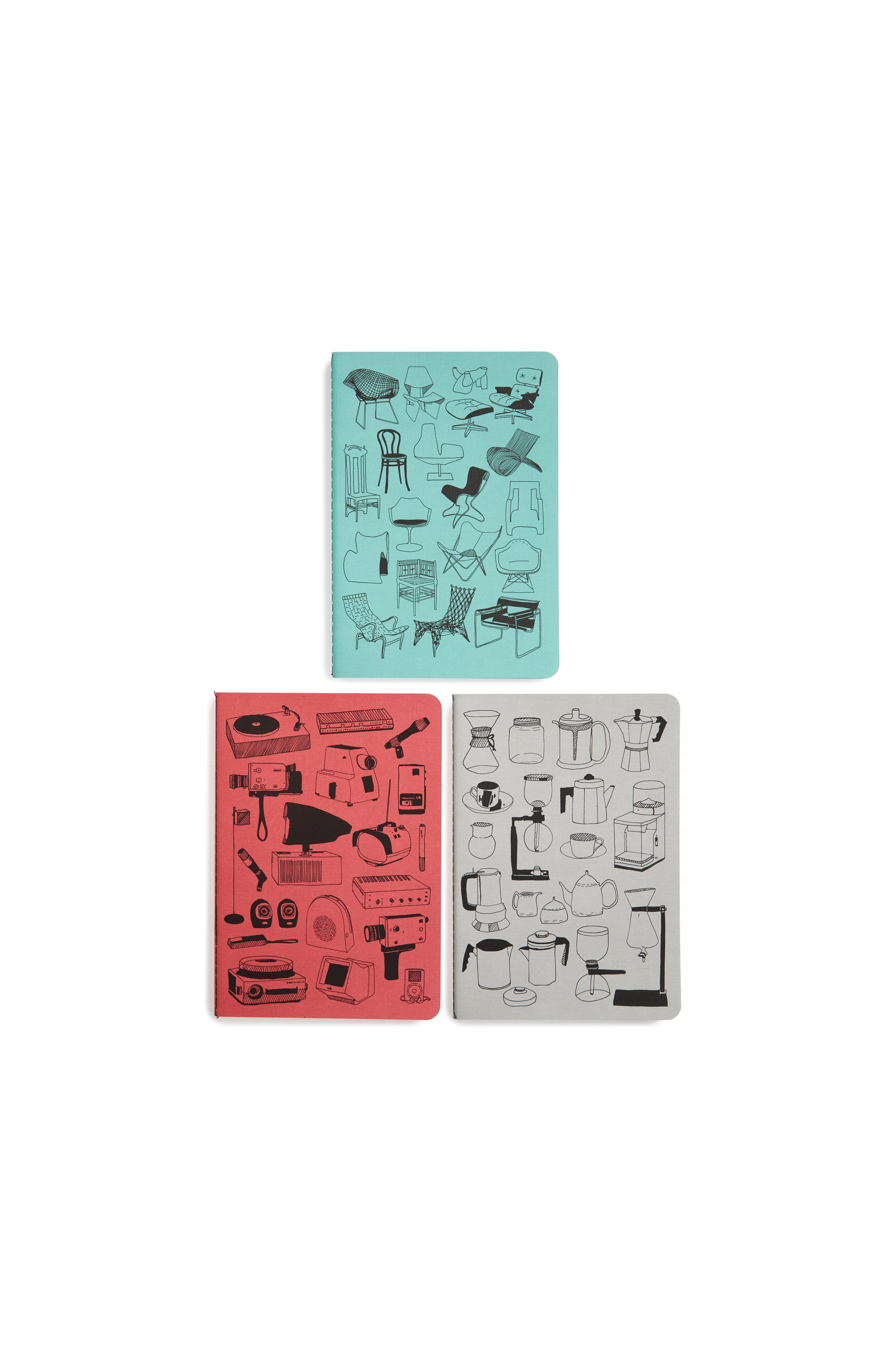 MoMA Design Store Lisa Congdon Notebook Set