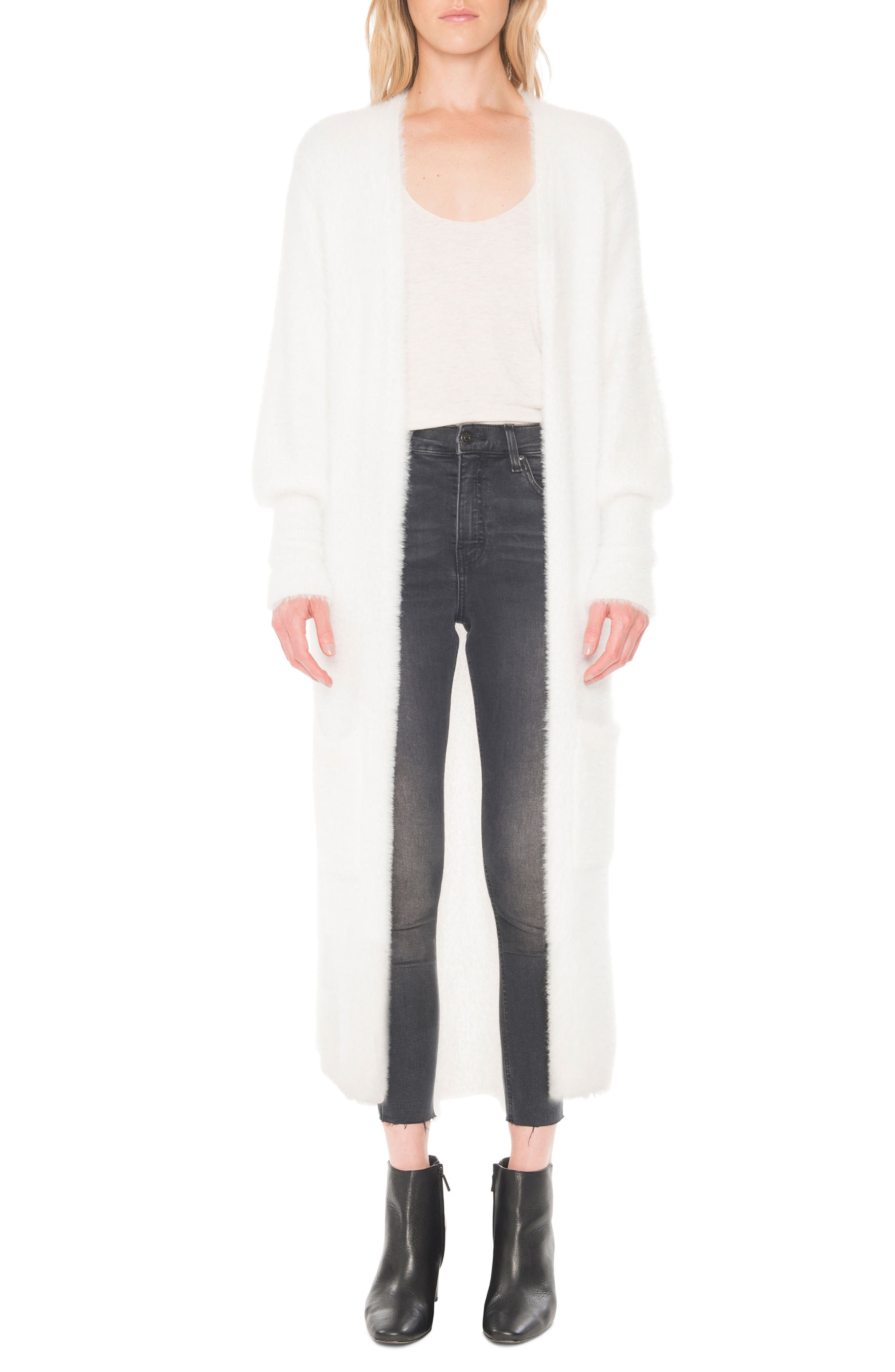 Women's White Cardigan Sweaters | Nordstrom