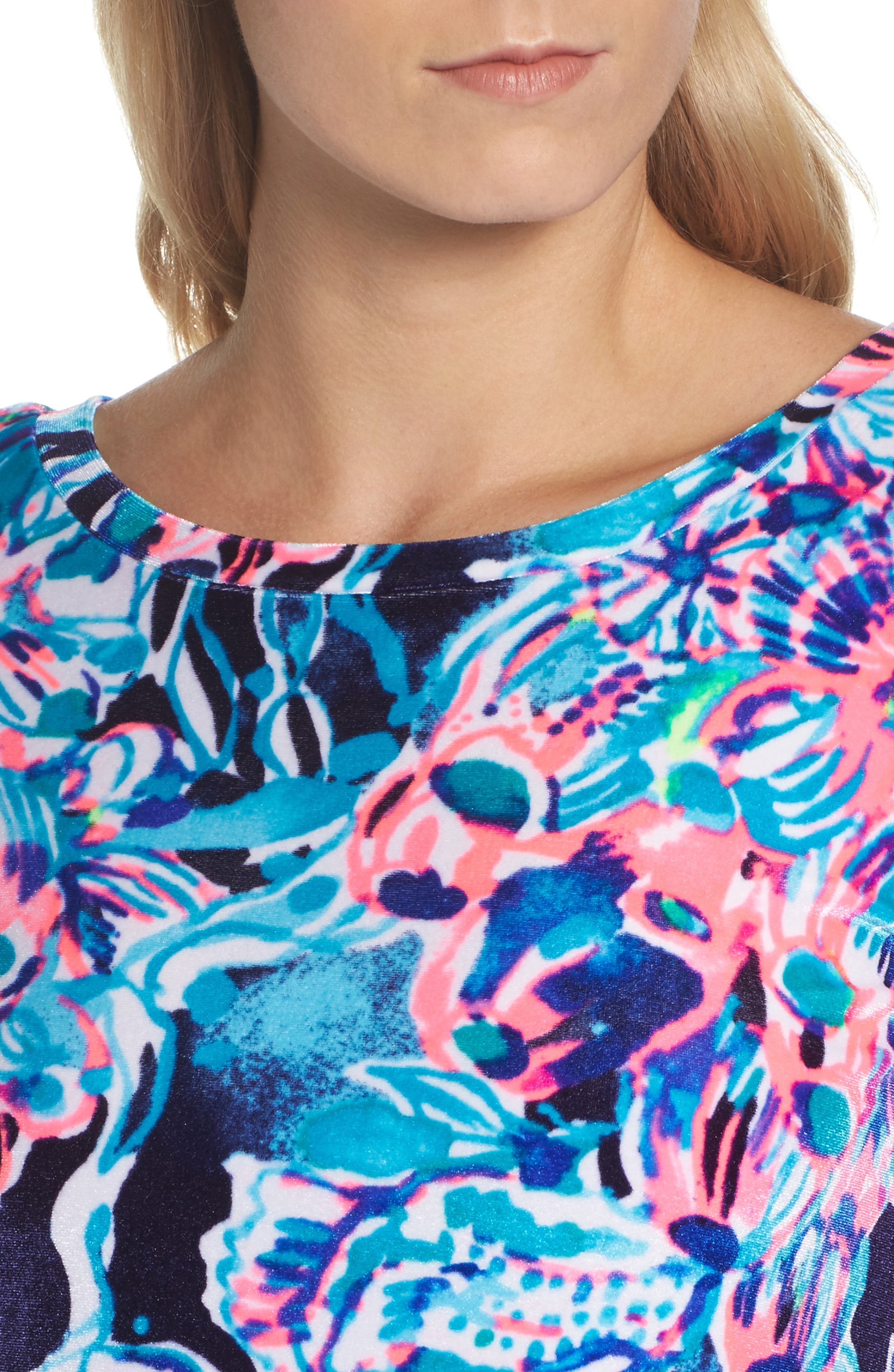 Alternate Image 4  - Lilly Pulitzer® Olive Swing Dress