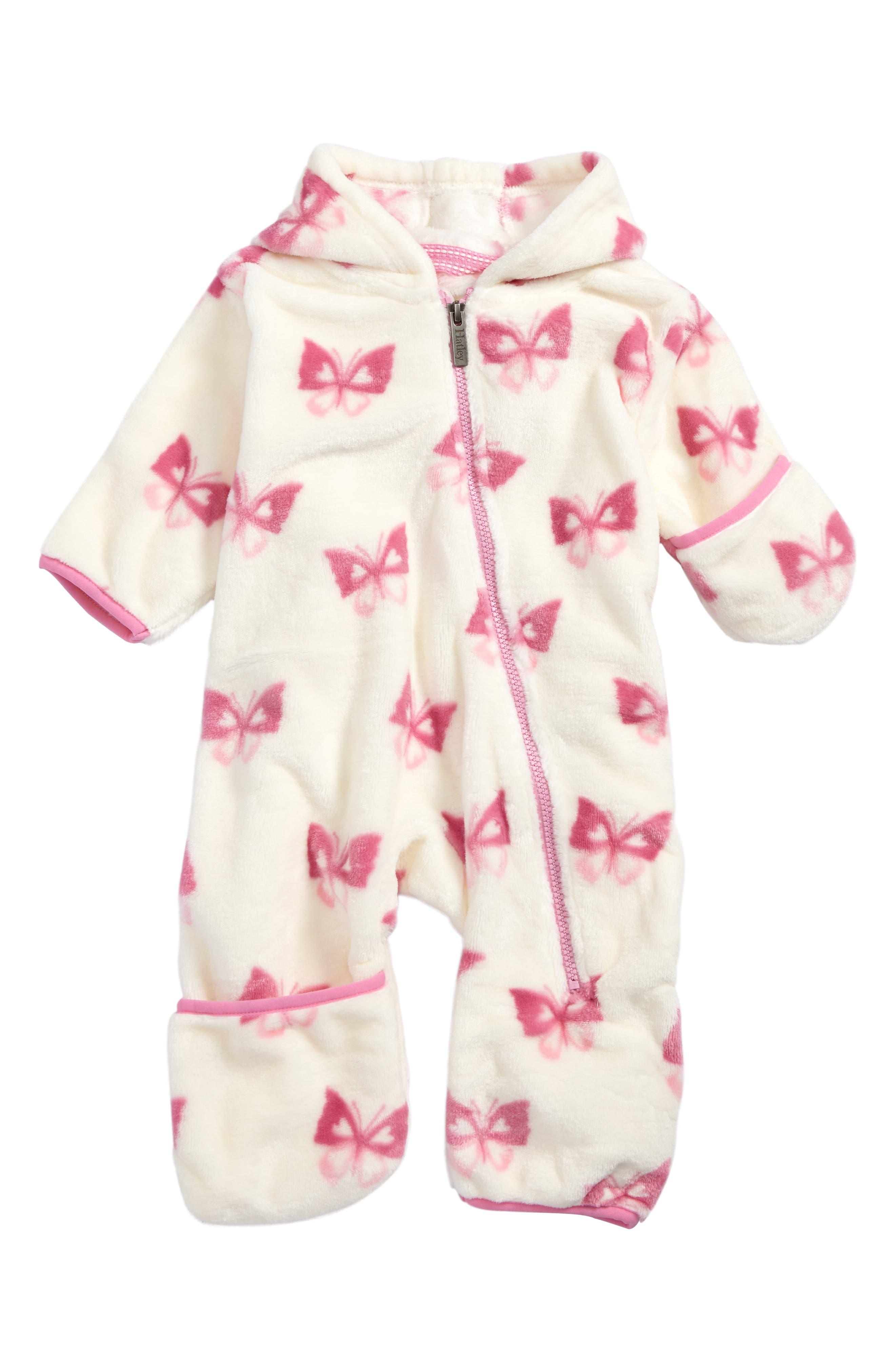 Hatley Fuzzy Fleece Bundlers Snowsuit (Baby)