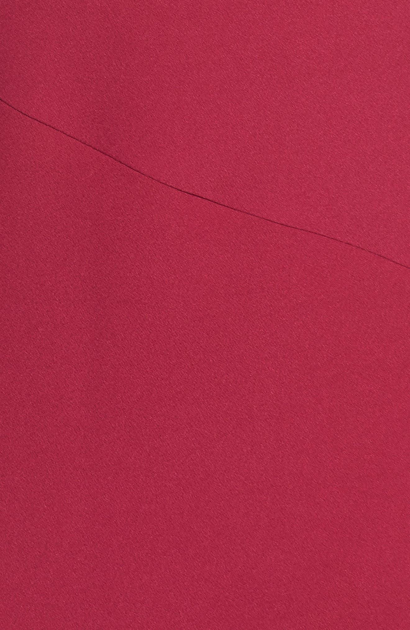 Alternate Image 5  - Sam Edelman Asymmetric Minidress