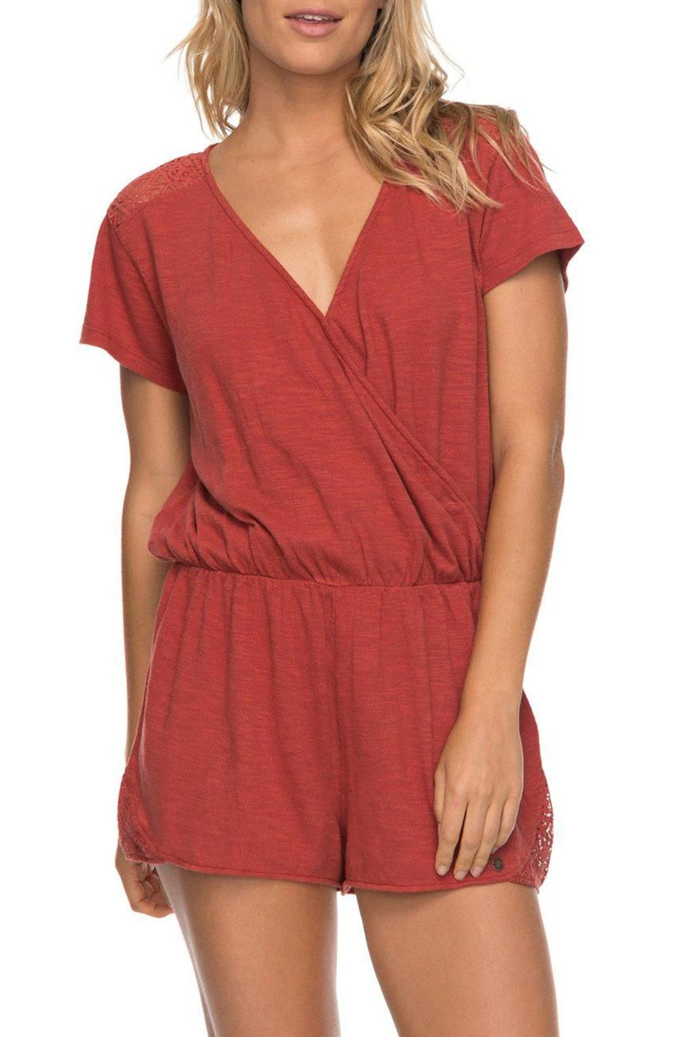 roxy salty evening romper for sale