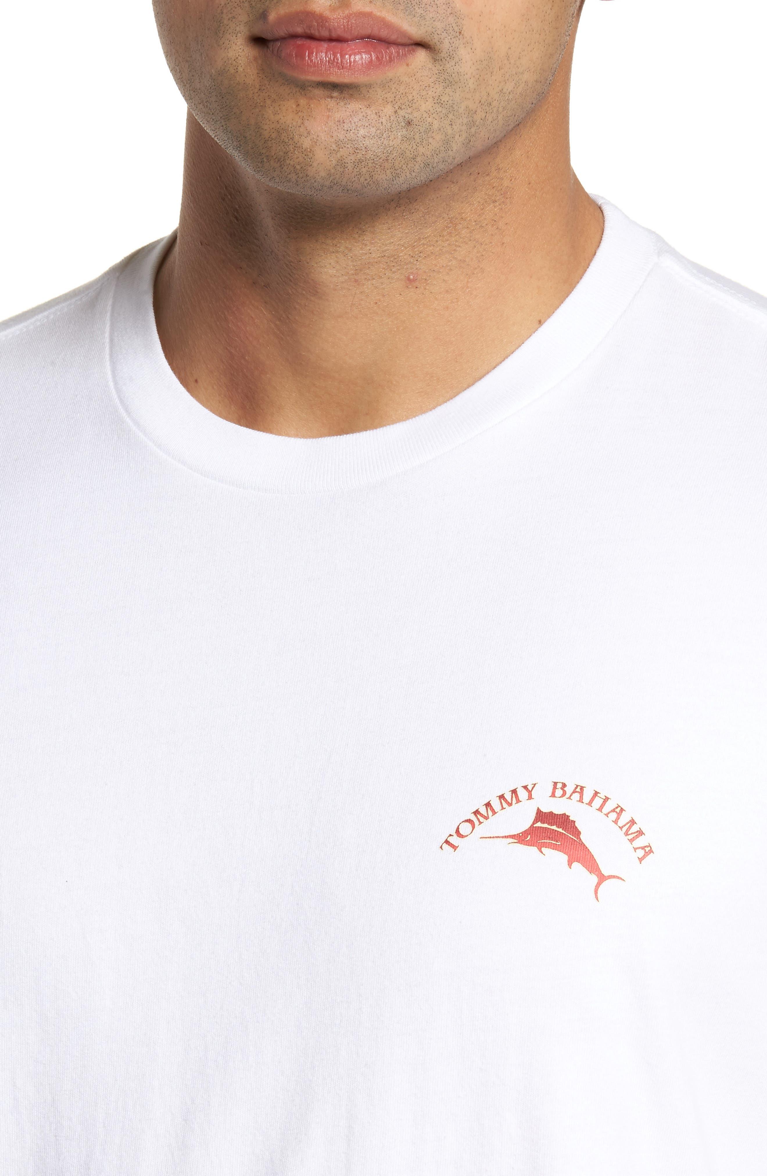 Zinspiration Graphic T-Shirt,                             Alternate thumbnail 4, color,                             White