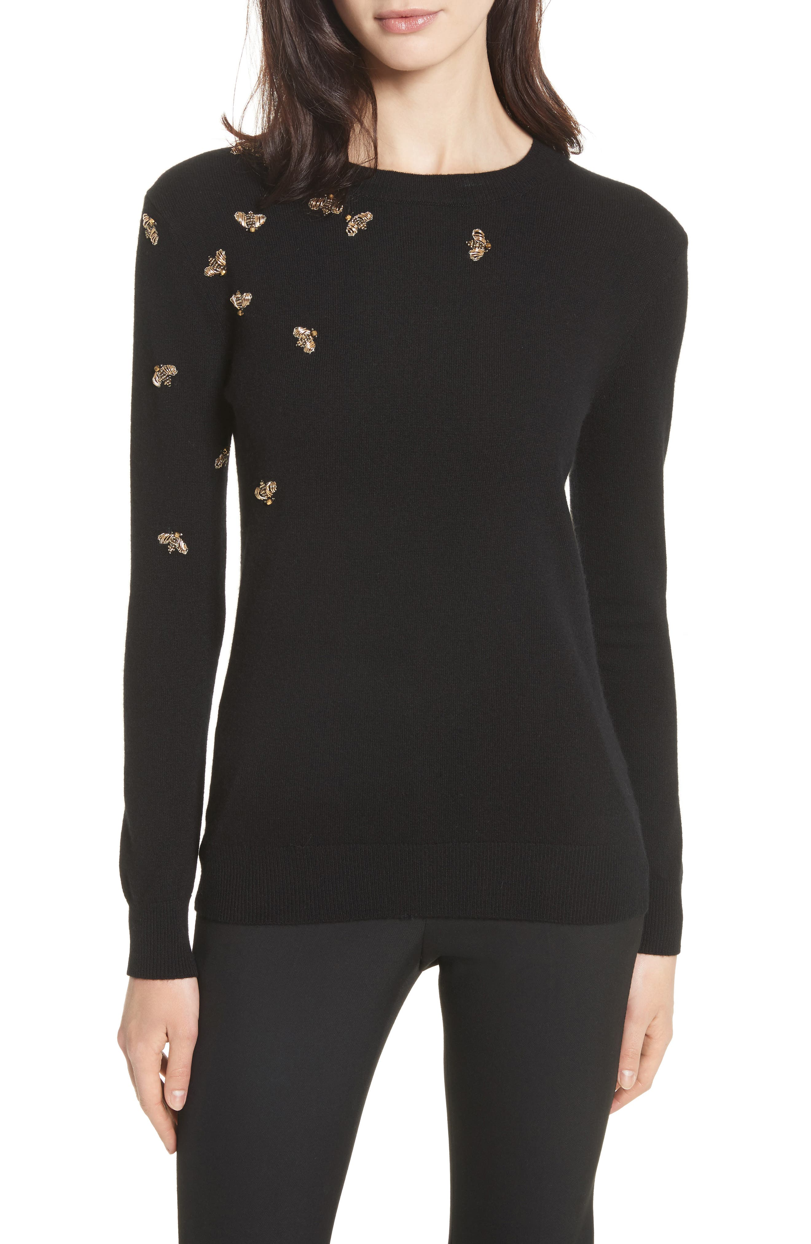 Ted Baker London Bee Embellished Sweater
