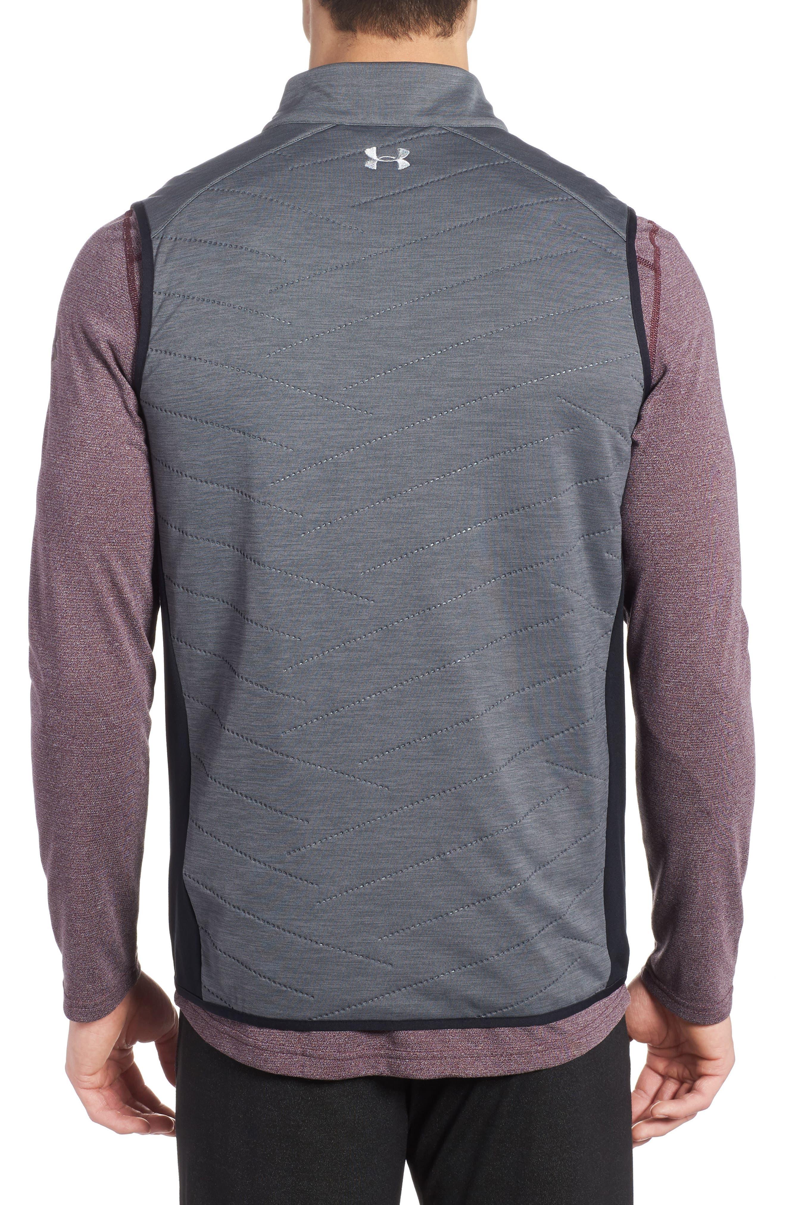 Reactor Hybrid Zip Vest,                             Alternate thumbnail 2, color,                             Rhino Grey / Black / Grey