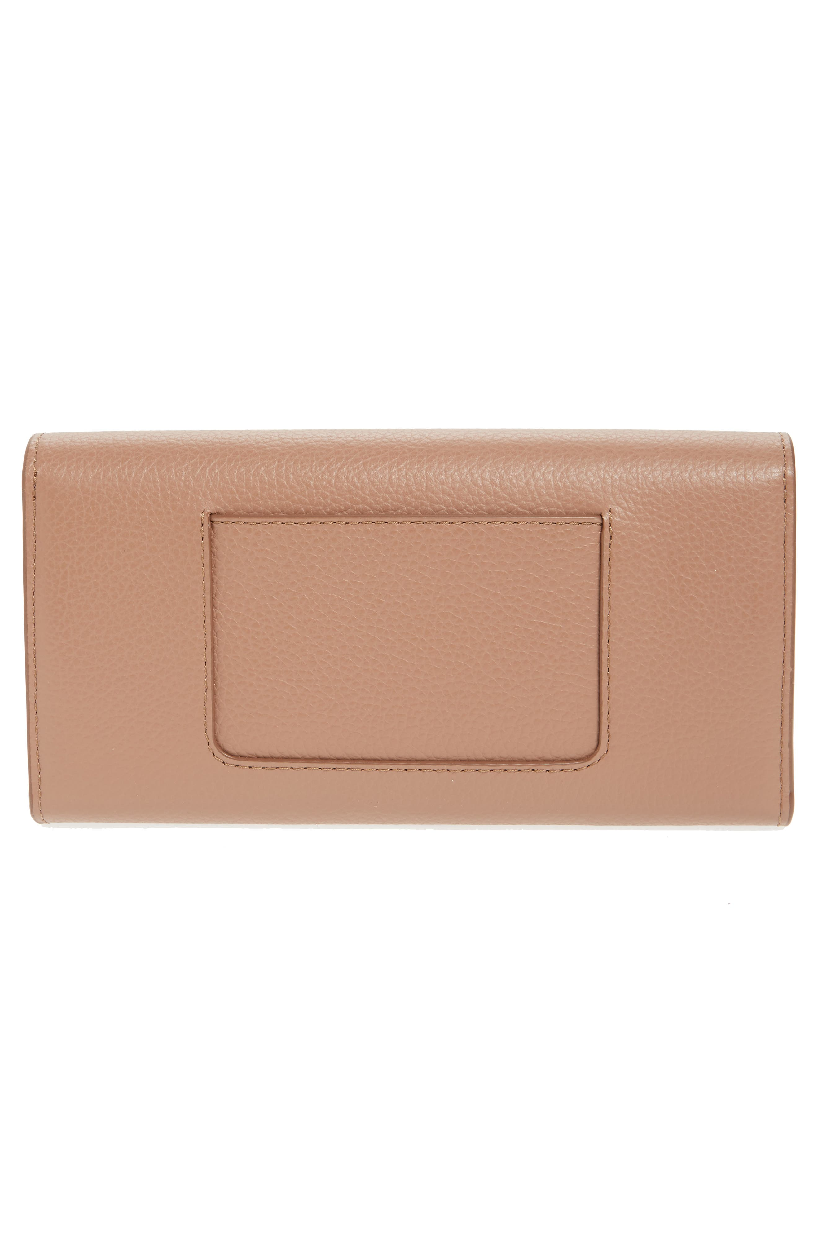 Alternate Image 3  - Mulberry Darley Continental Leather Wallet