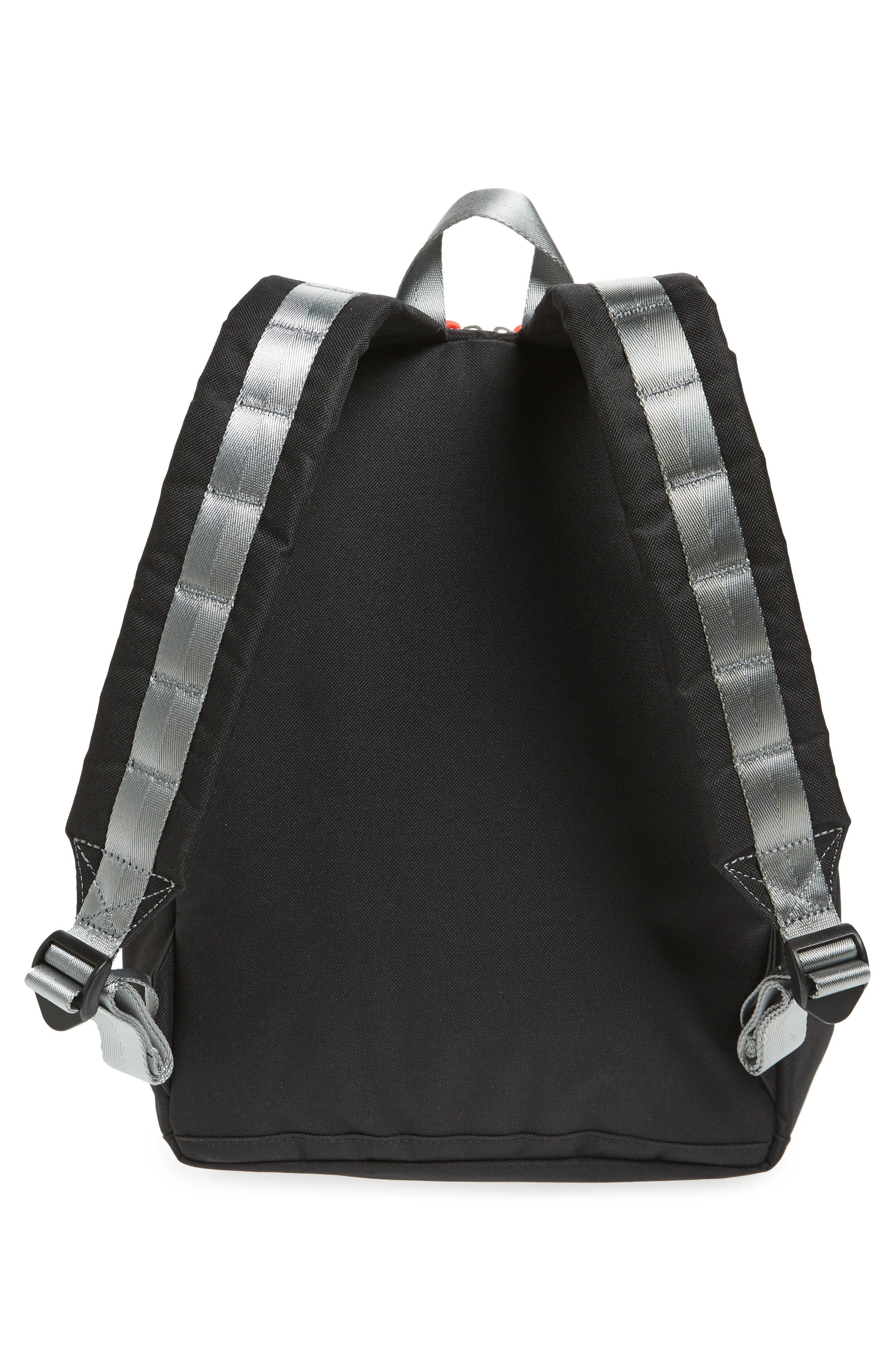 Star Wars<sup>™</sup> - Darth Vader Kane Backpack,                             Alternate thumbnail 3, color,                             Black/ Gray