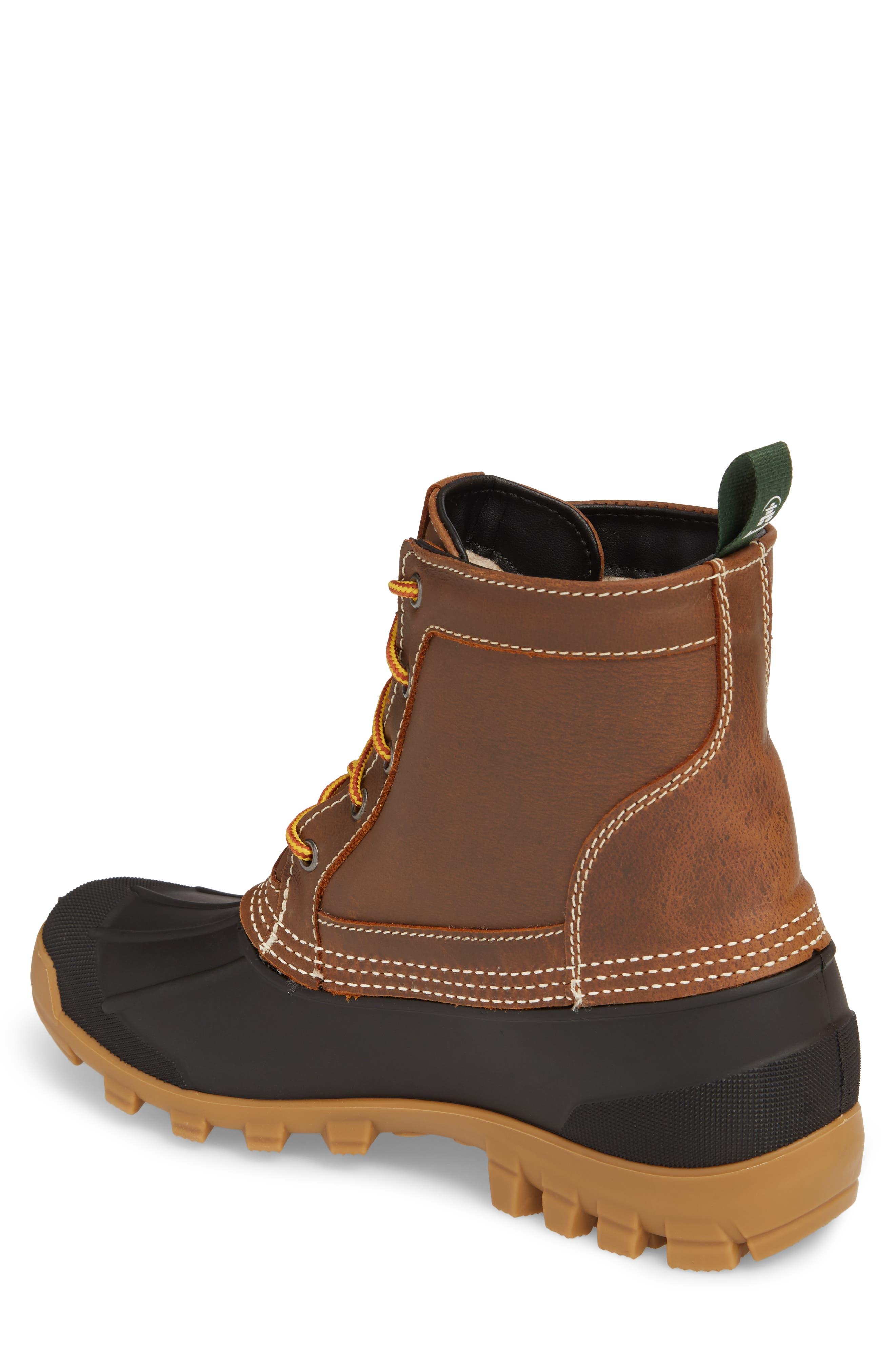 Alternate Image 2  - Kamik Yukon 5 Waterproof Insulated Three-Season Boot (Men)