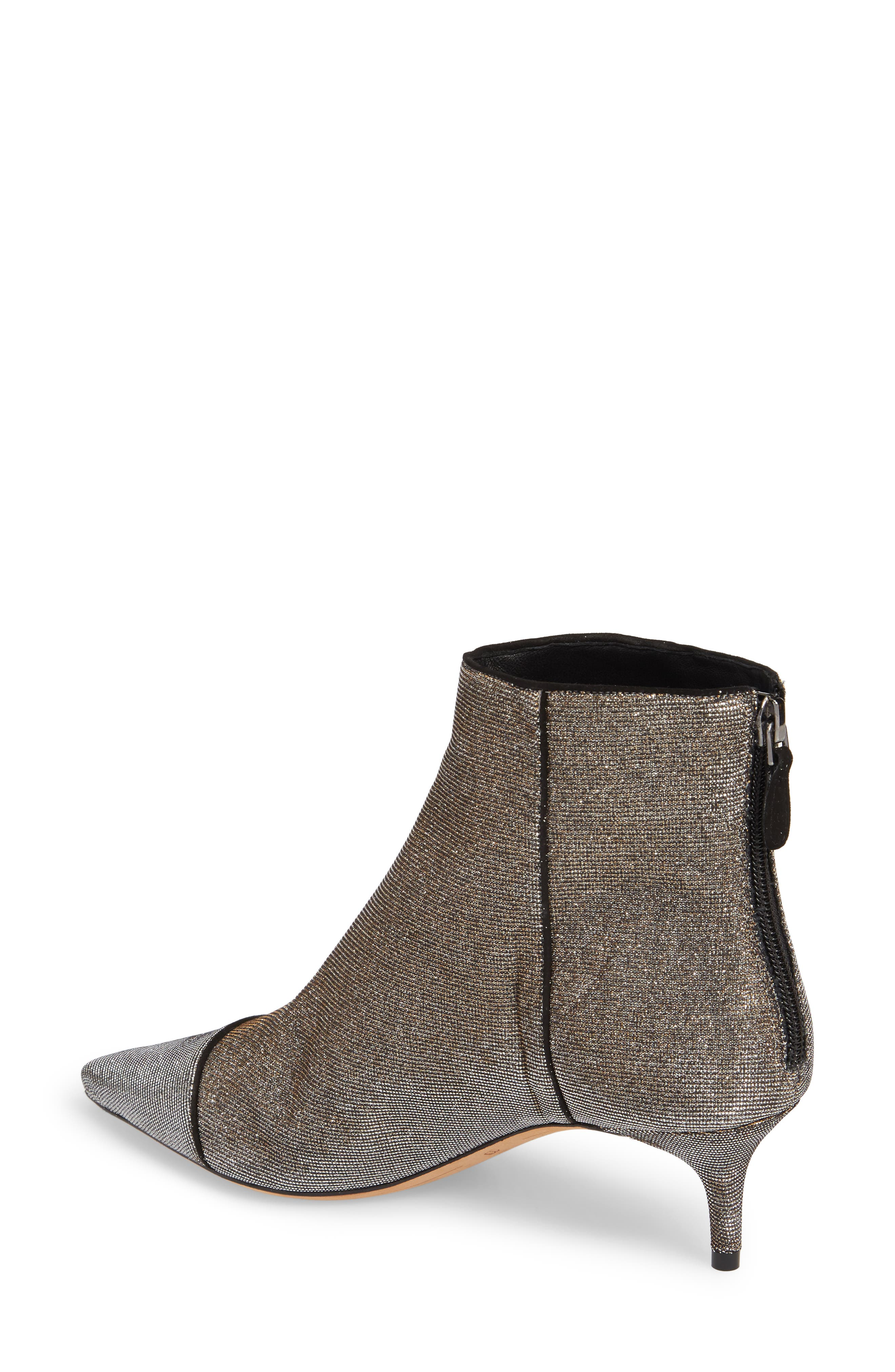 Alternate Image 2  - Alexandre Birman Kittie Pointy Toe Bootie (Women)