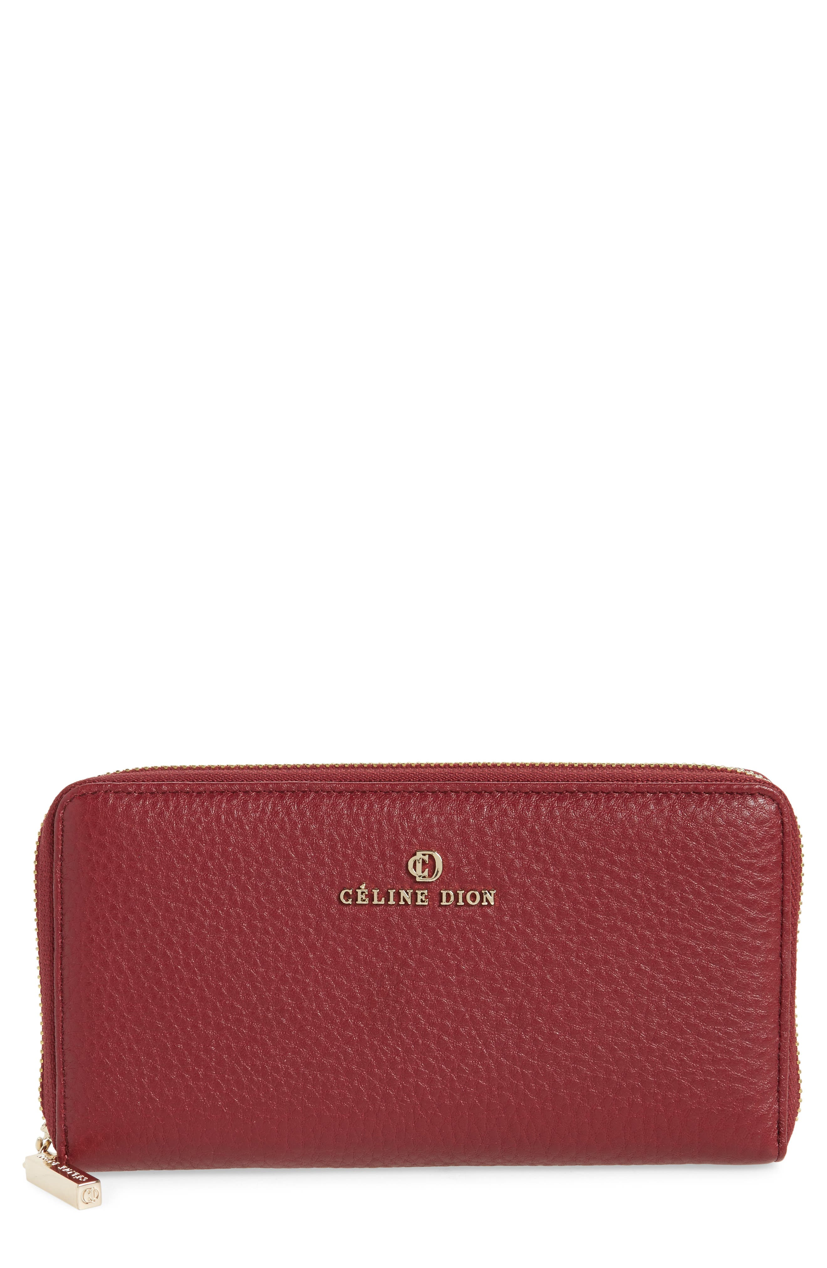 Main Image - Céline Dion Adagio Leather Wallet