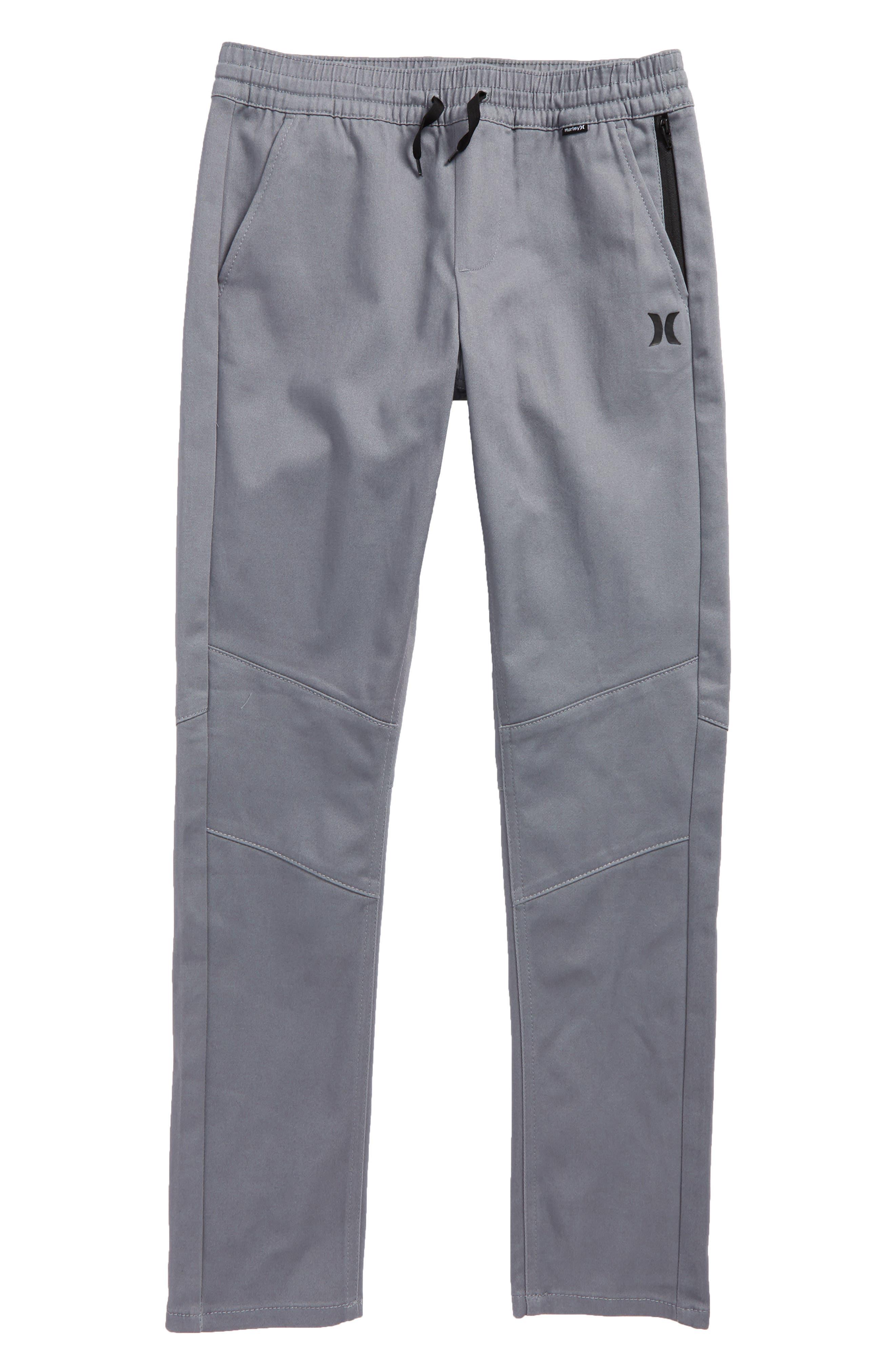 Main Image - Hurley Dri-FIT Tapered Track Pants (Big Boys)