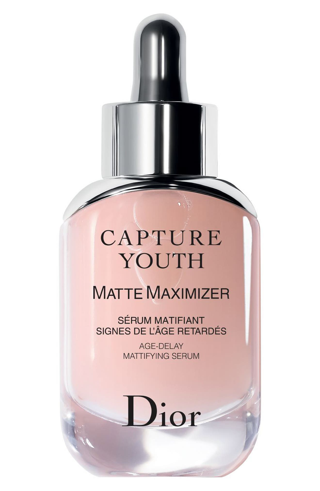 Alternate Image 1 Selected - Dior Capture Youth Matte Maximizer Age-Delay Mattifying Serum