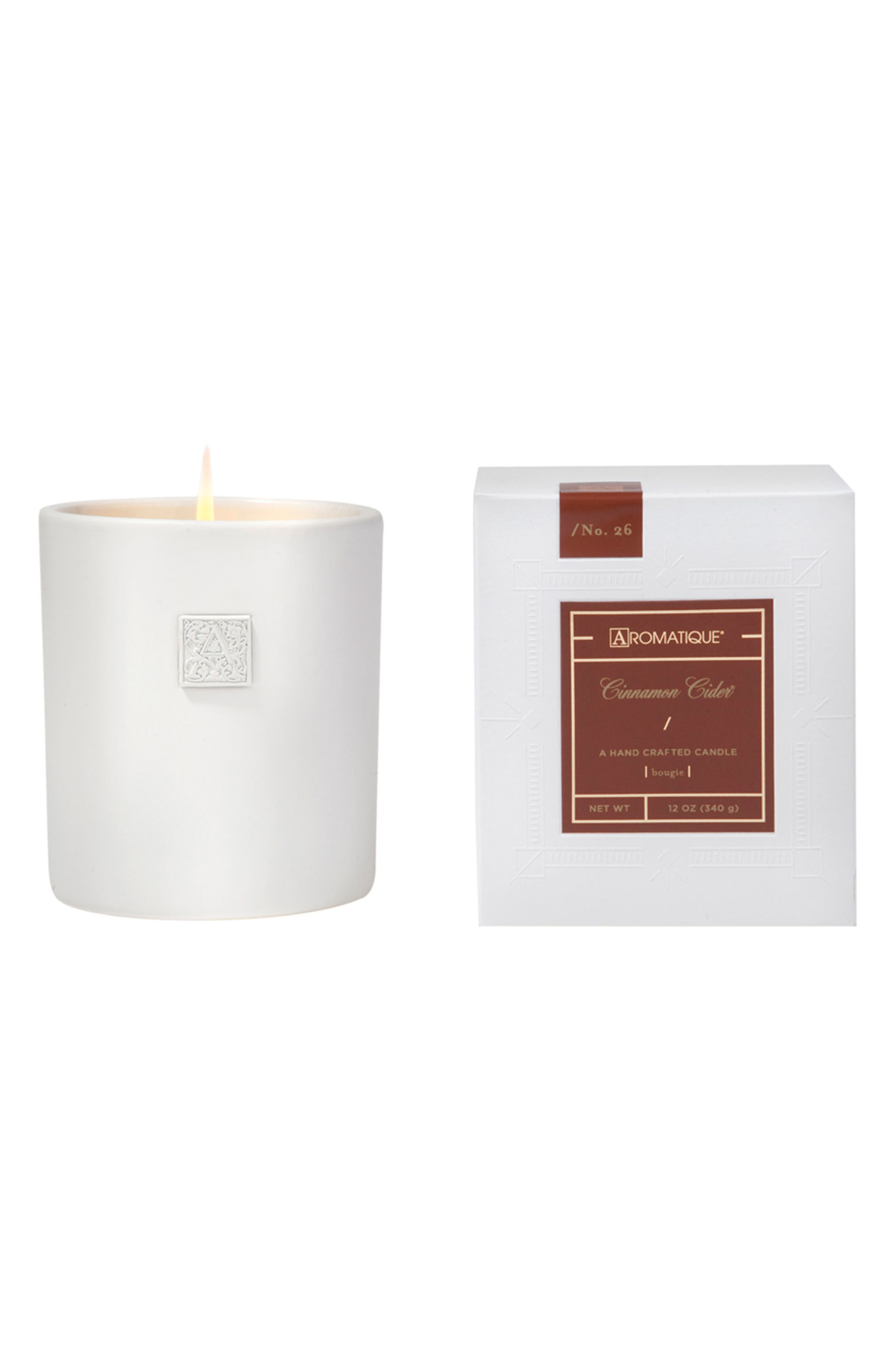 Aromatique Holiday Potpourri & Candle Set