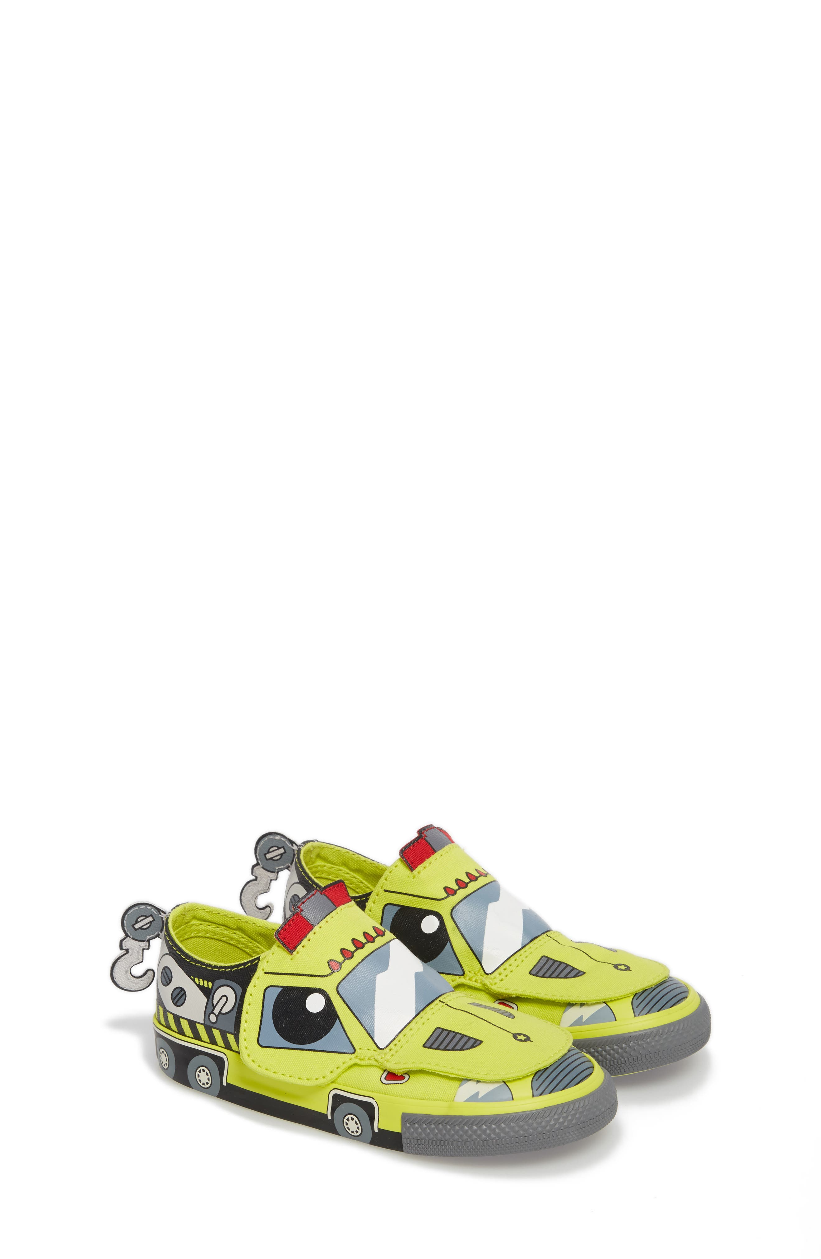 Main Image - Converse Chuck Taylor® All Star® Creatures Slip-On Sneaker (Baby, Walker & Toddler)