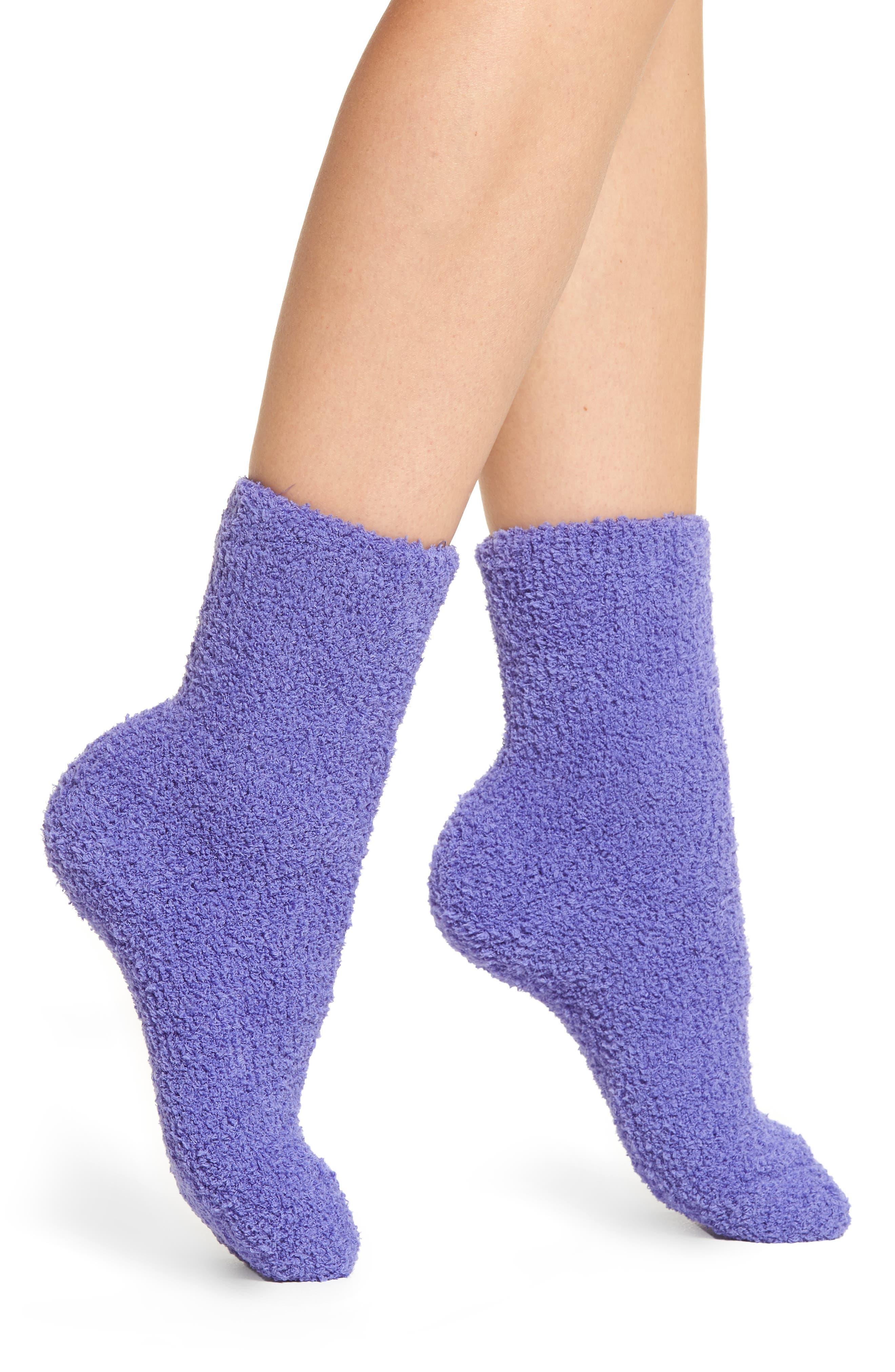 Main Image - Nordstrom Butter Slipper Socks (3 for $19)