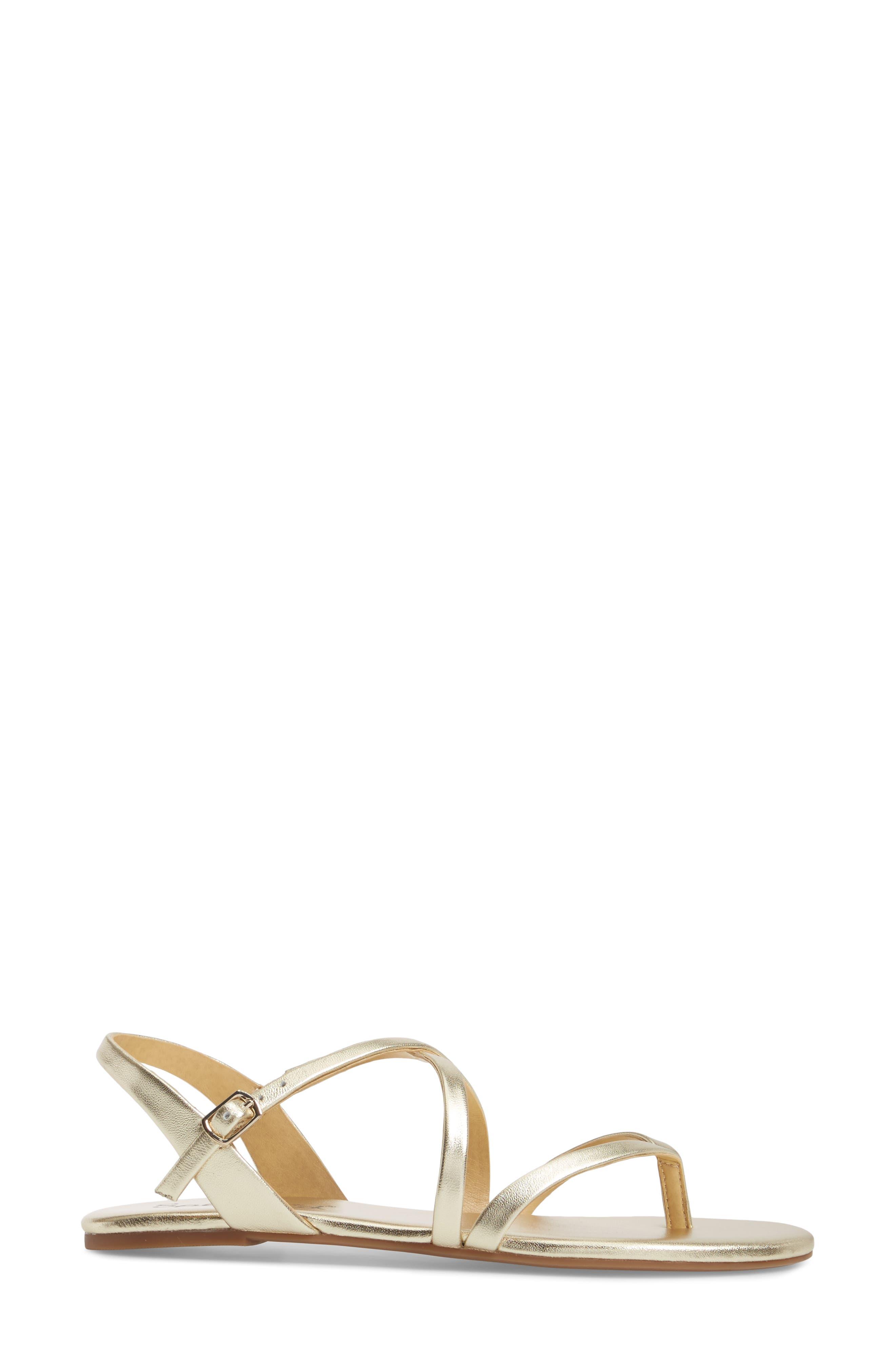 Alternate Image 3  - Splendid Brett Strappy Flat Sandal (Women)