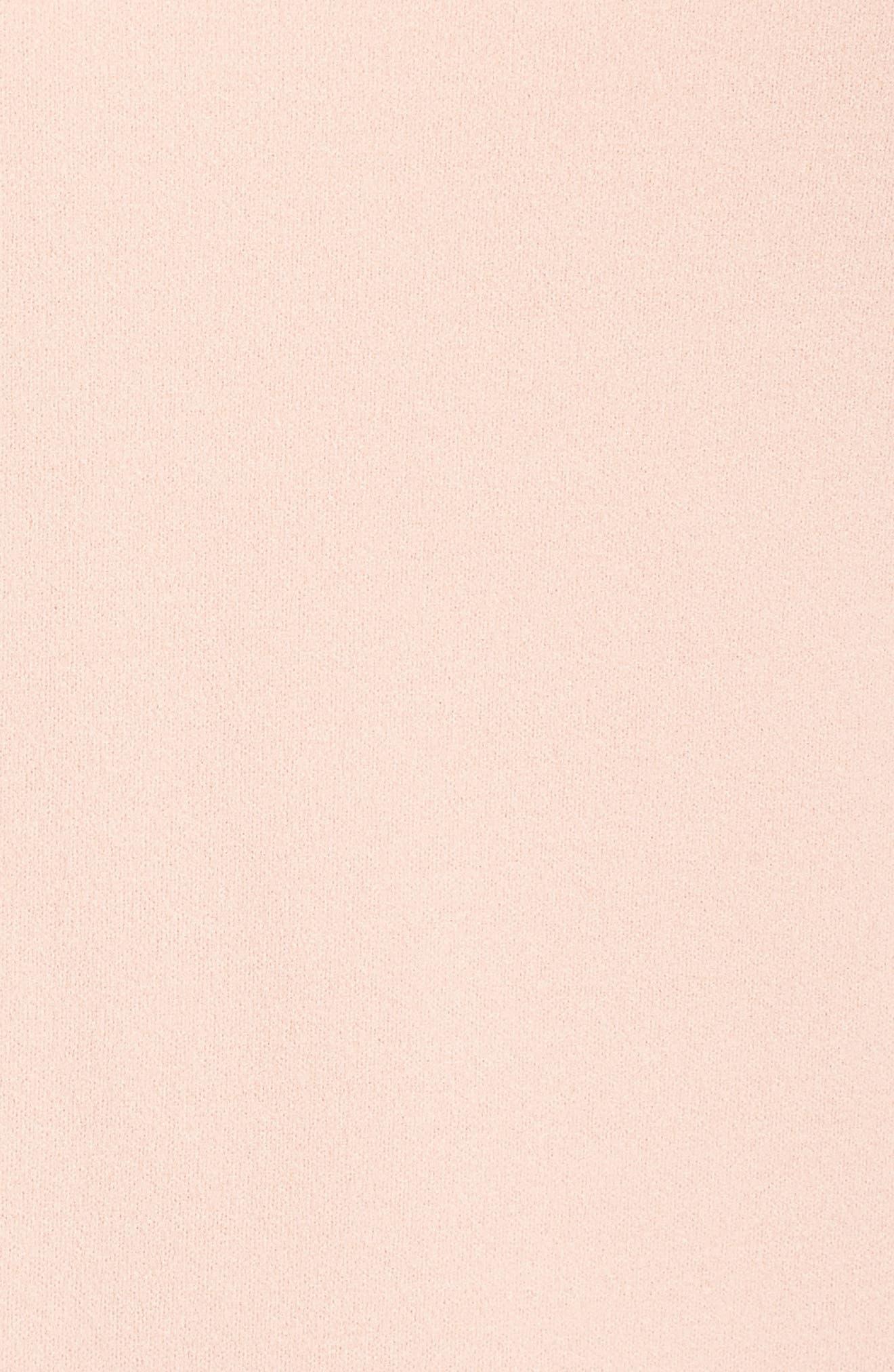 Alternate Image 5  - Charles Henry One-Shoulder Ruffle Dress