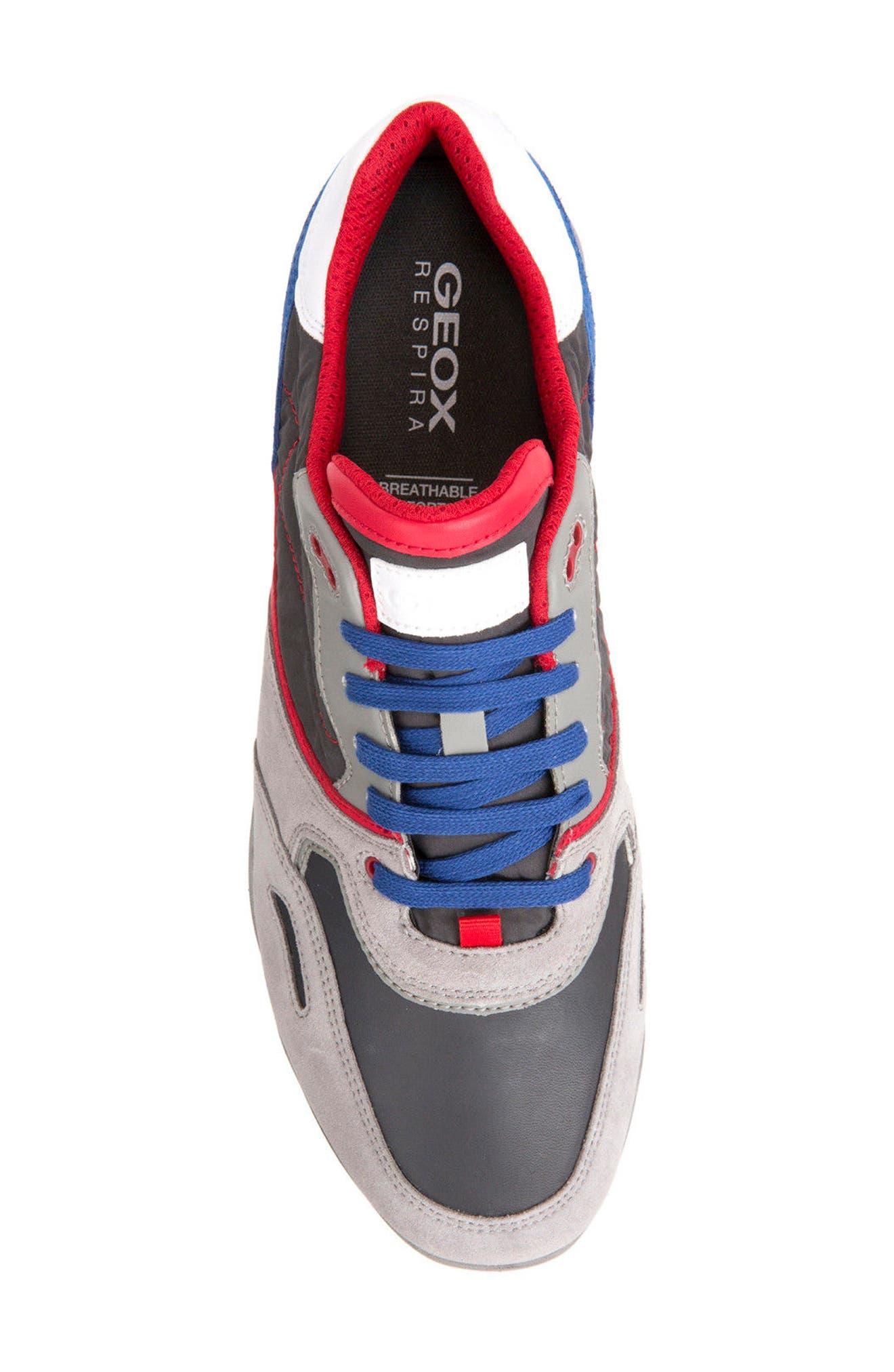 Alternate Image 5  - Geox Sandro ABX Ambphibiox Waterproof Sneaker (Men)