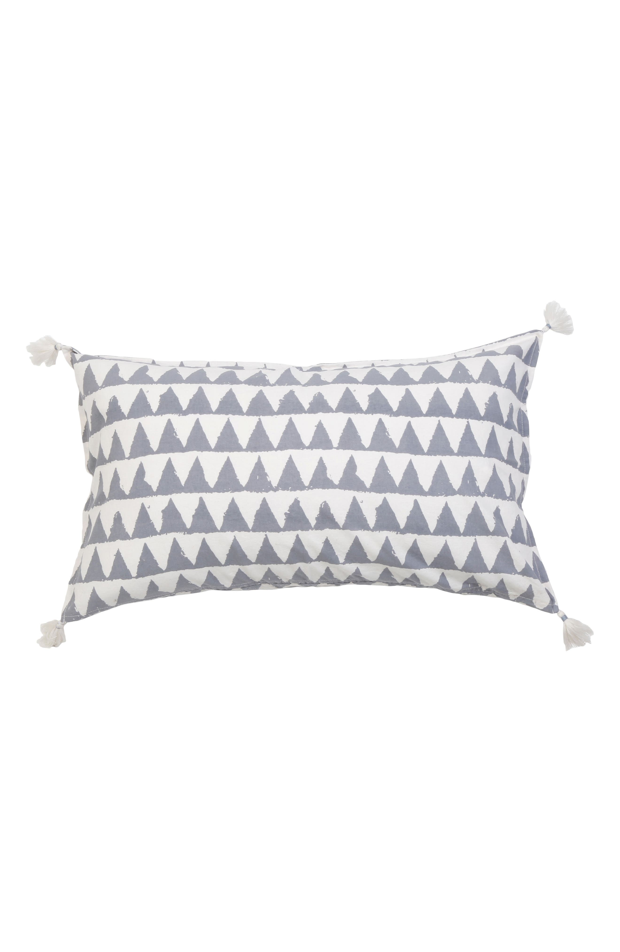 Summit Accent Pillow,                         Main,                         color, Blue Multi