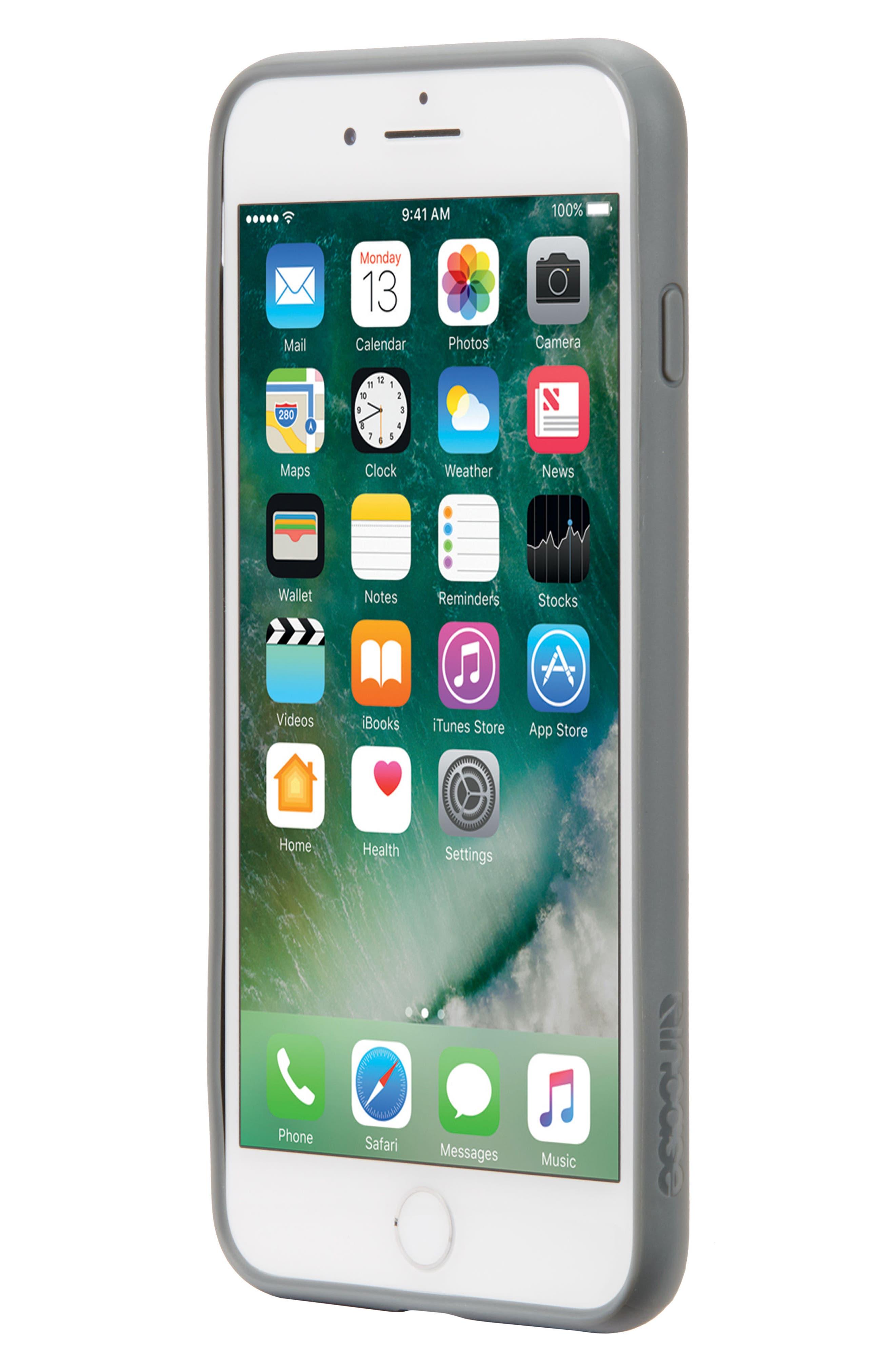 Pop Case Clear iPhone 7 Plus/8 Plus Case,                             Alternate thumbnail 5, color,                             Clear 3