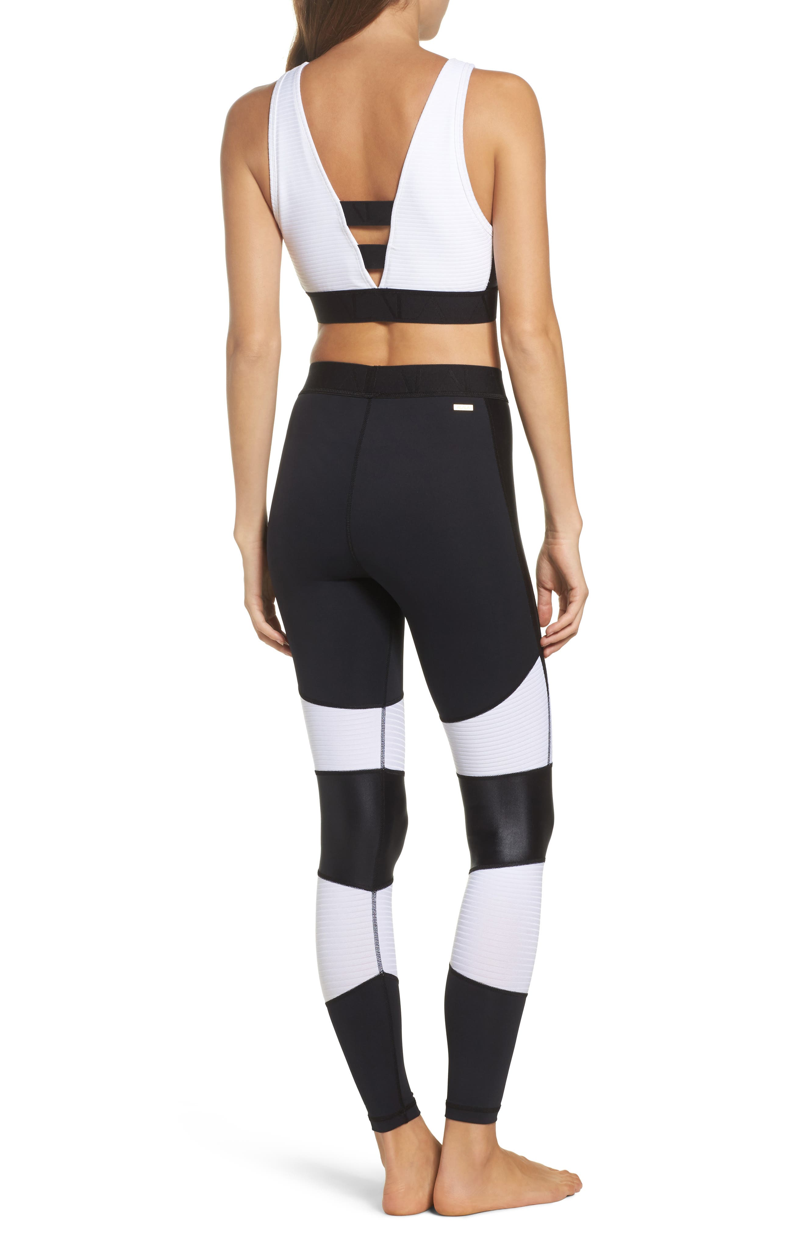 Harley Tights,                             Alternate thumbnail 9, color,                             White