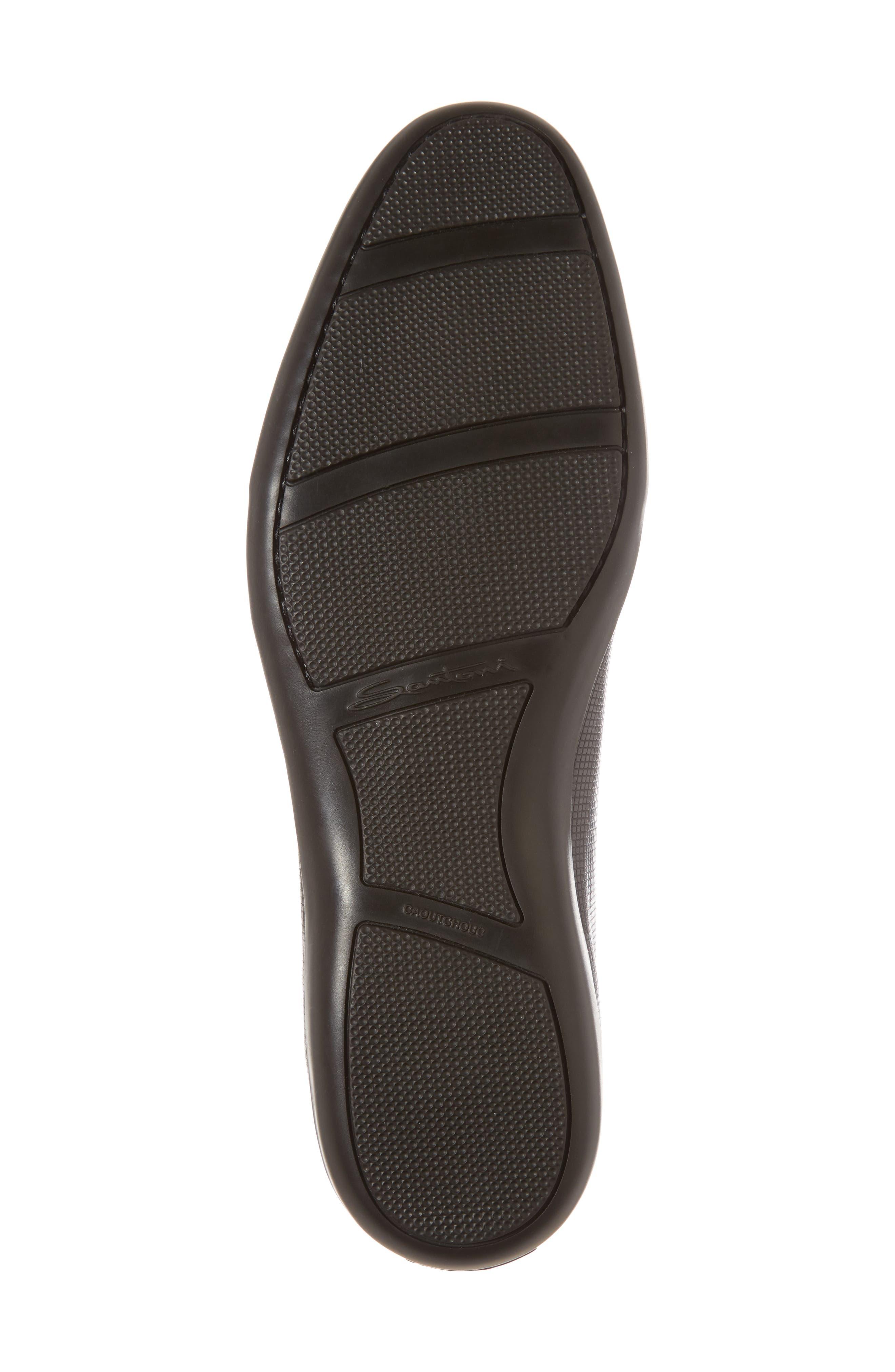 'Cortez' Sneaker,                             Alternate thumbnail 6, color,                             Brown Leather