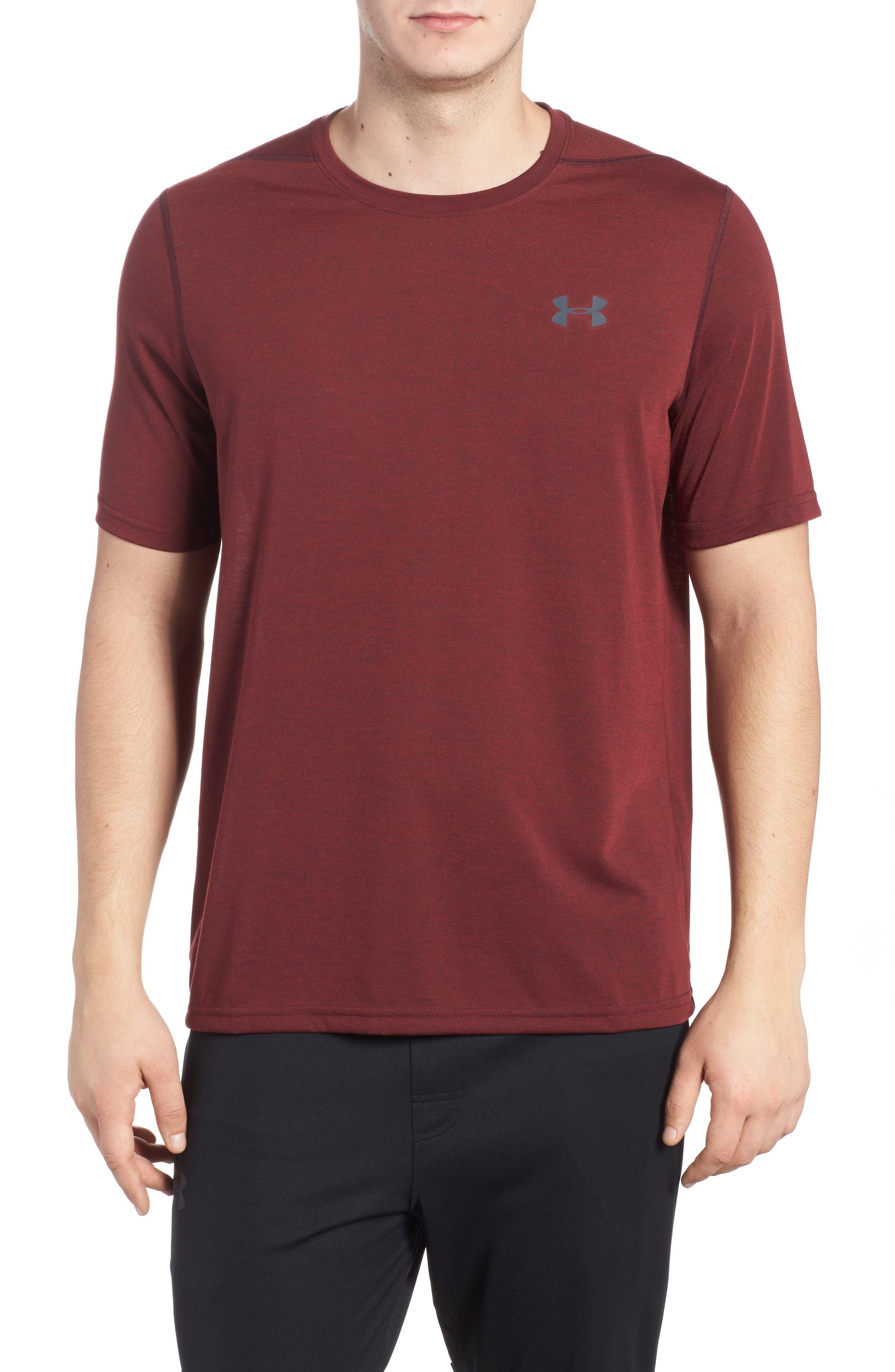 Alternate Image 1 Selected - Under Armour Threadborne Siro 3C Twist T-Shirt
