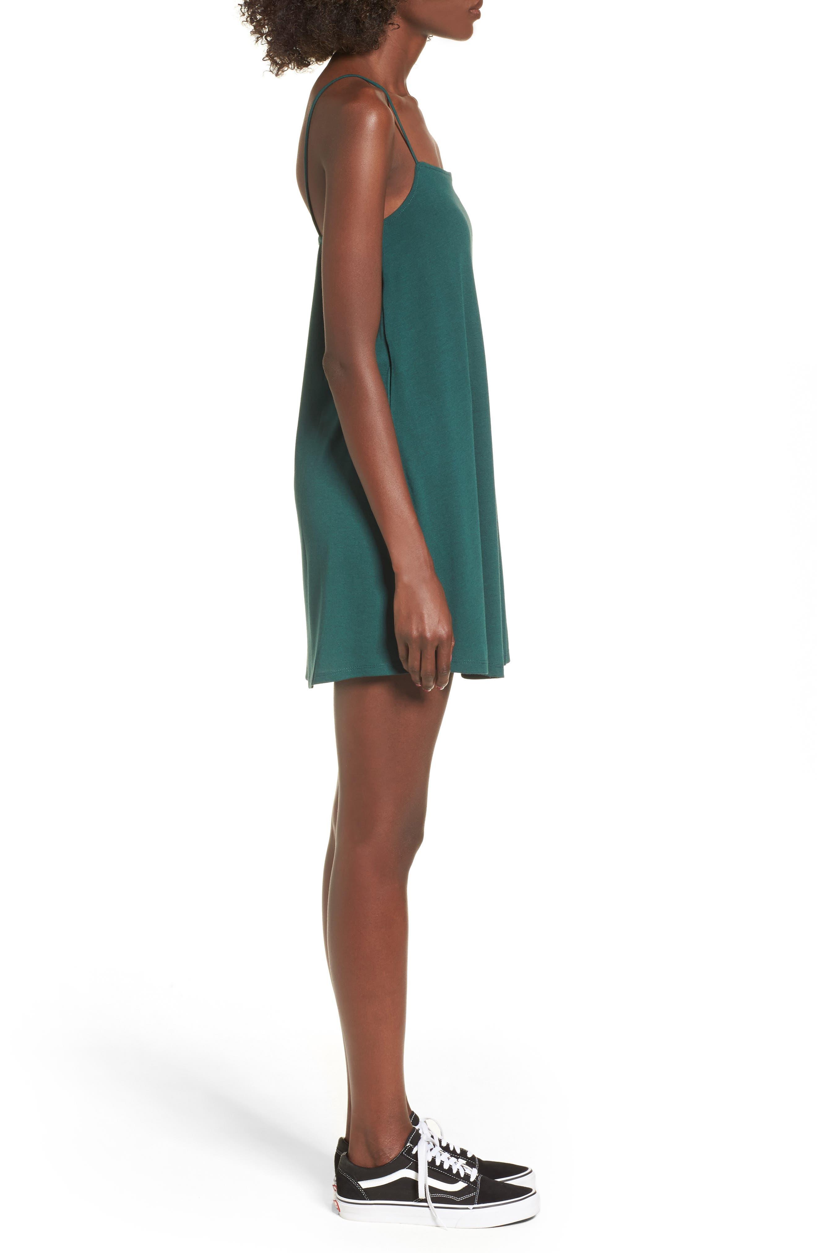 Alternate Image 3  - RVCA Rachel Camisole Dress