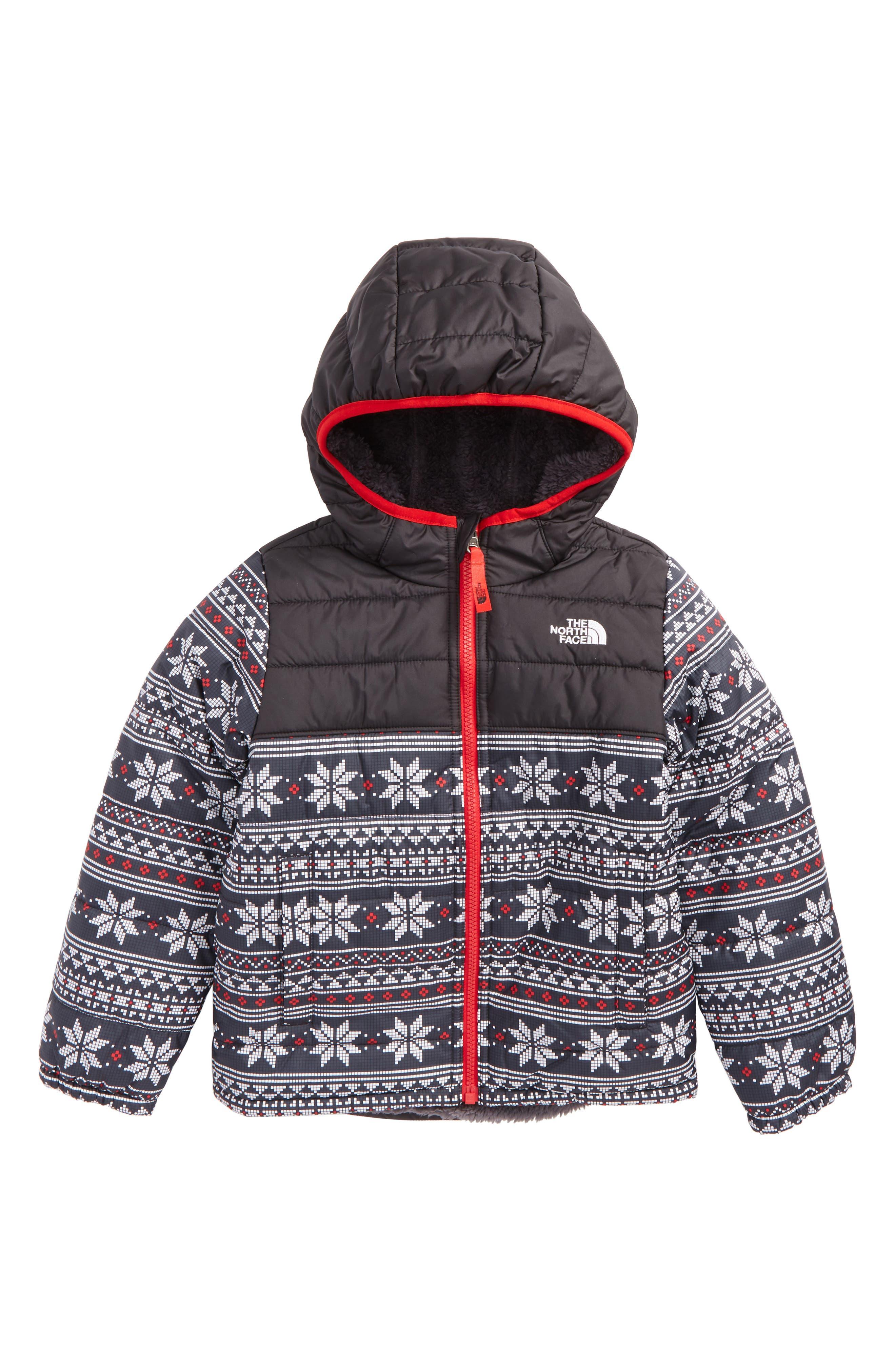 Main Image - The North Face Chimborazo Reversible Jacket (Toddler Boys & Little Boys)