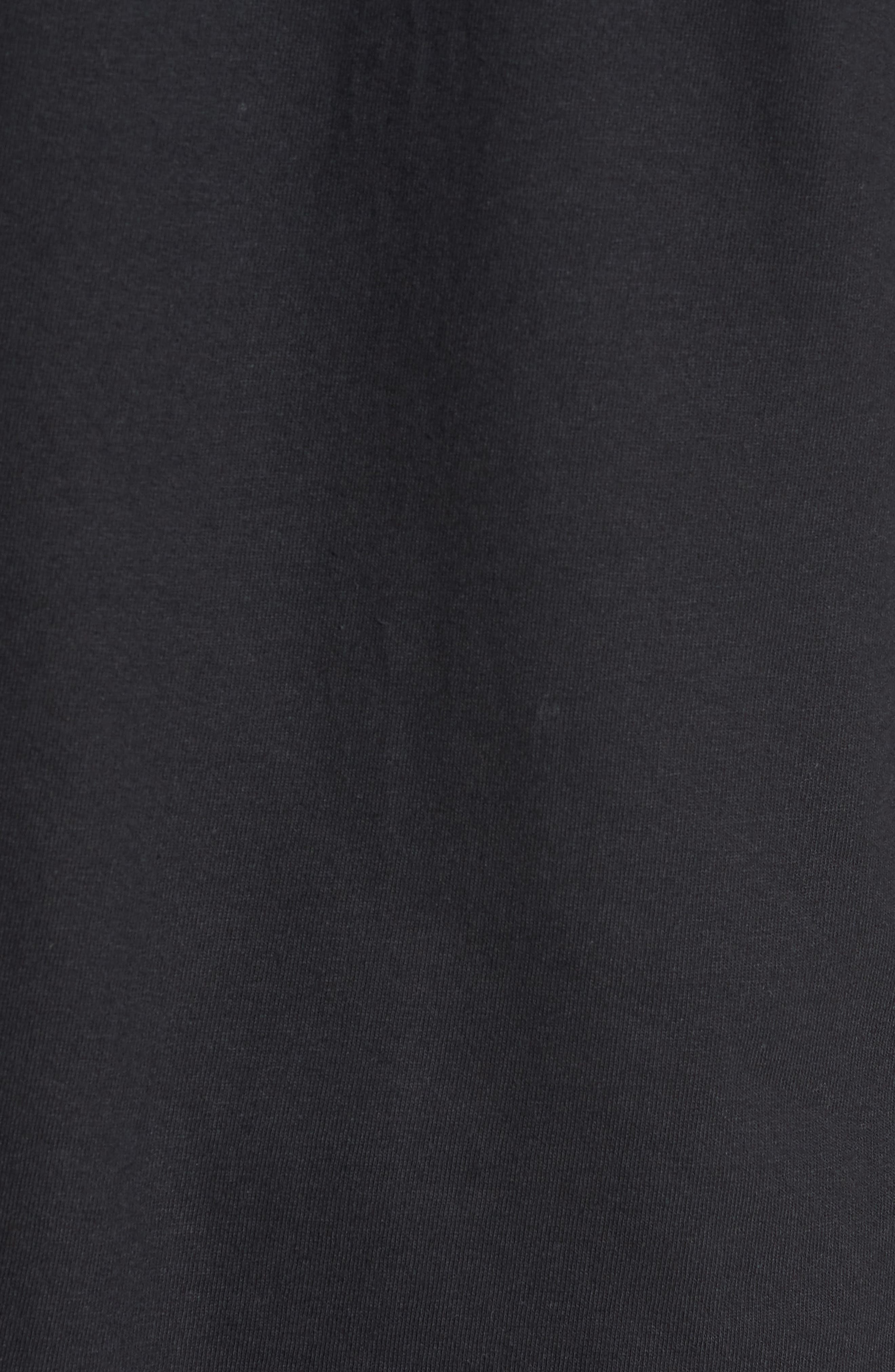 Ice Cube T-Shirt,                             Alternate thumbnail 5, color,                             Black Tee Ice Cube Face
