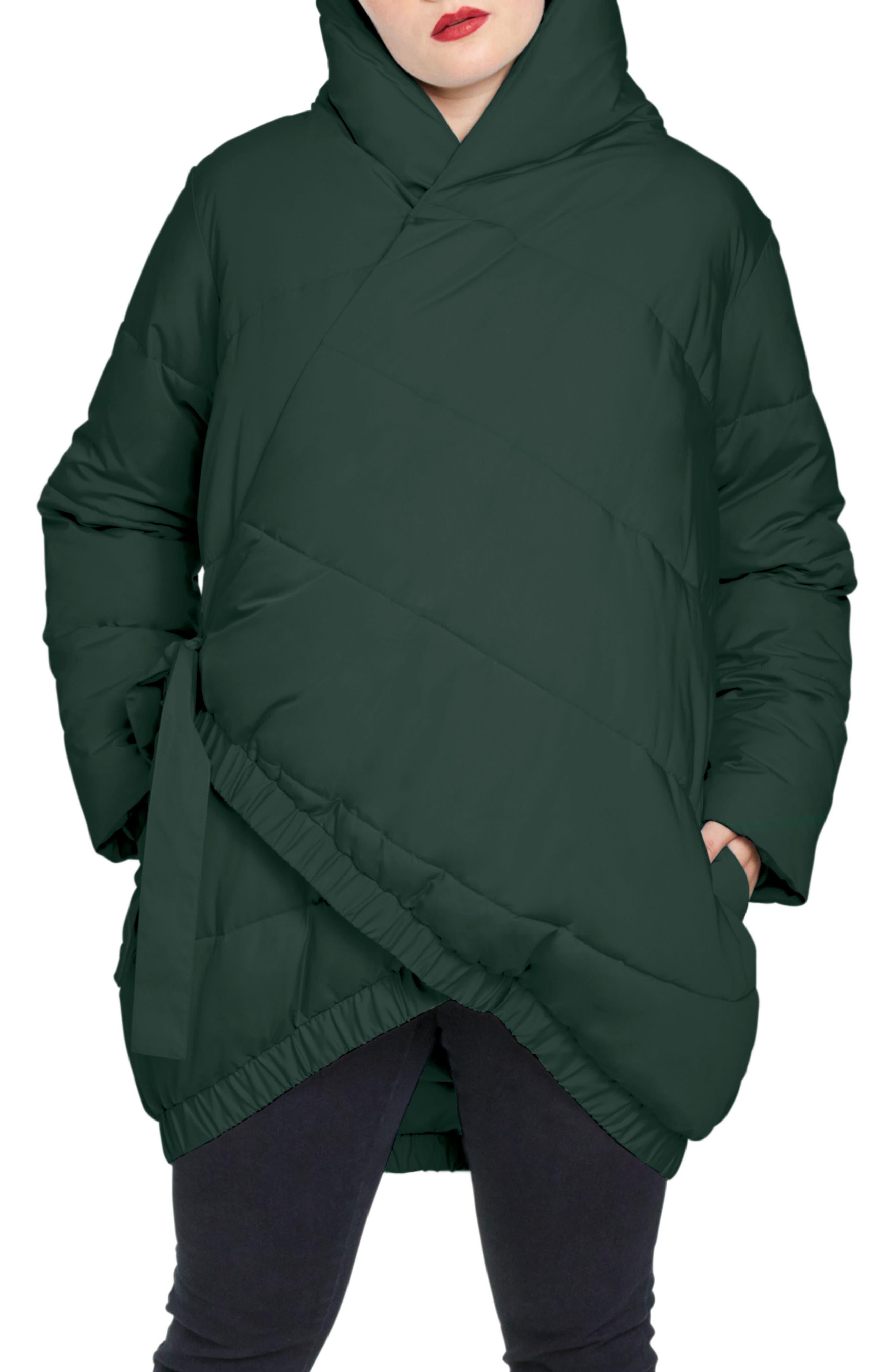 UNIVERSAL STANDARD Kanda Puffer Jacket (Plus Size)