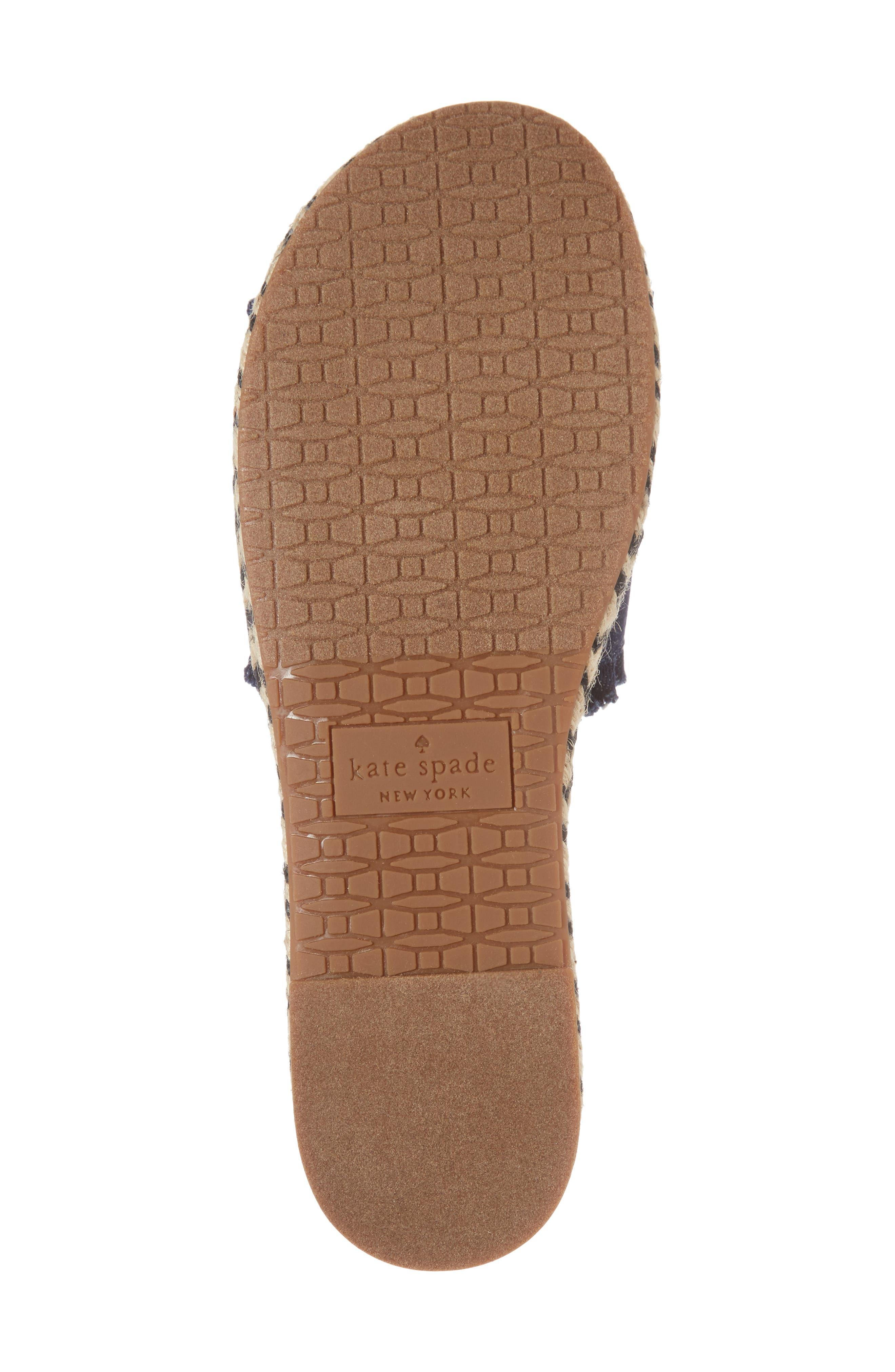 Alternate Image 6  - kate spade new york zahara slide sandal (Women)