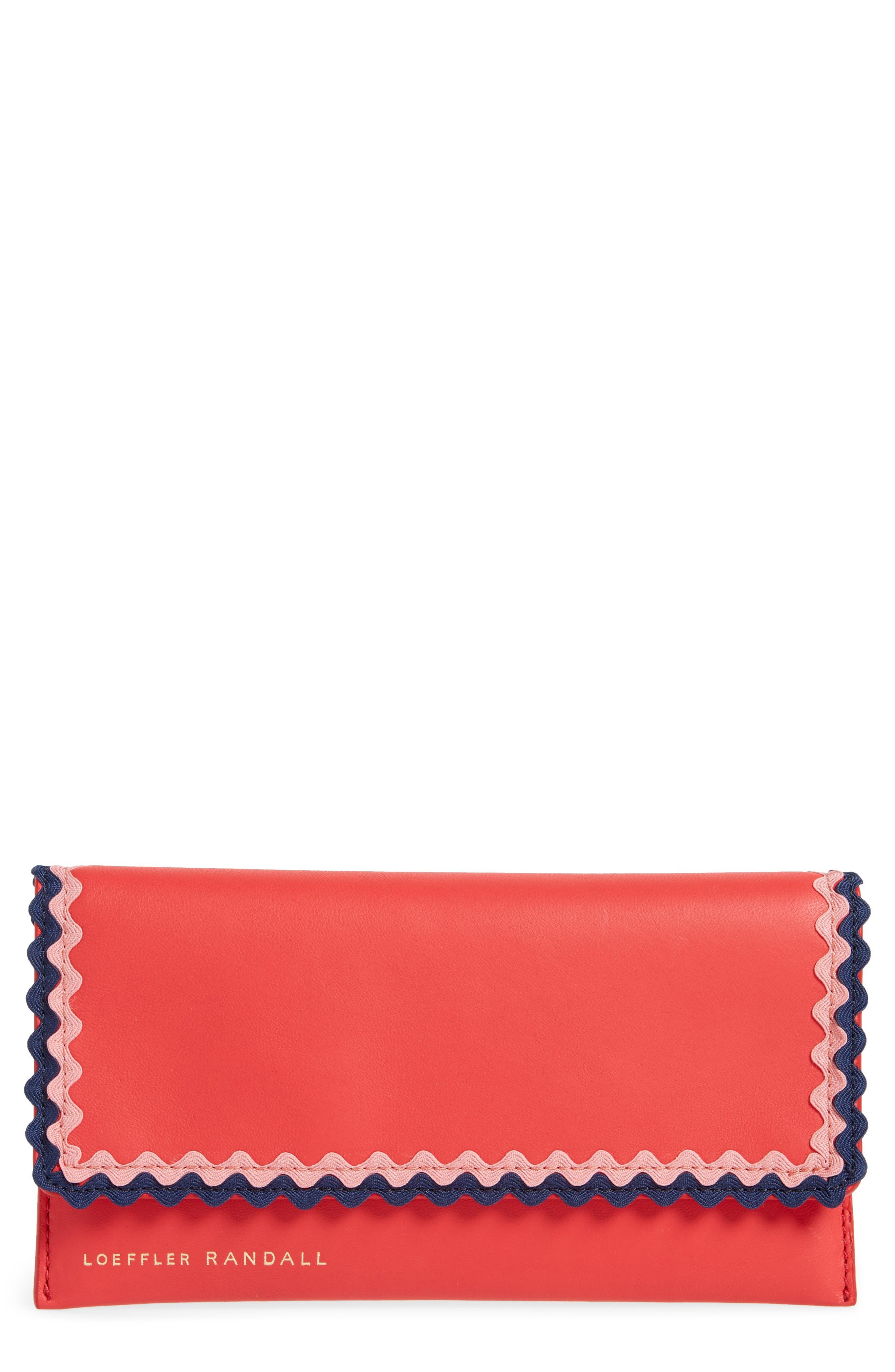 Alternate Image 1 Selected - Loeffler Randall Everything Embellished Leather Wallet