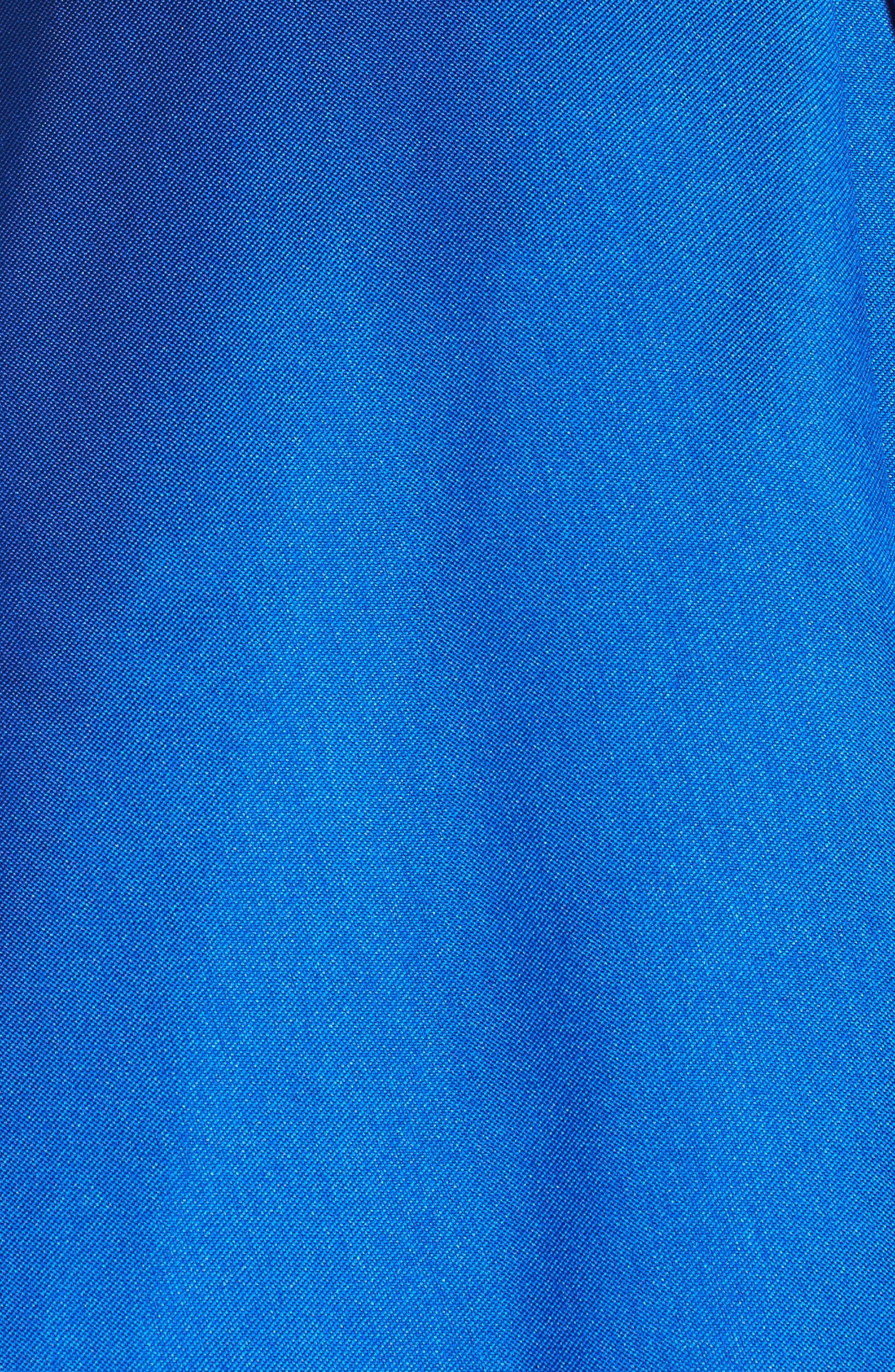 Alternate Image 5  - Mac Duggal Velvet Bodice Ballgown