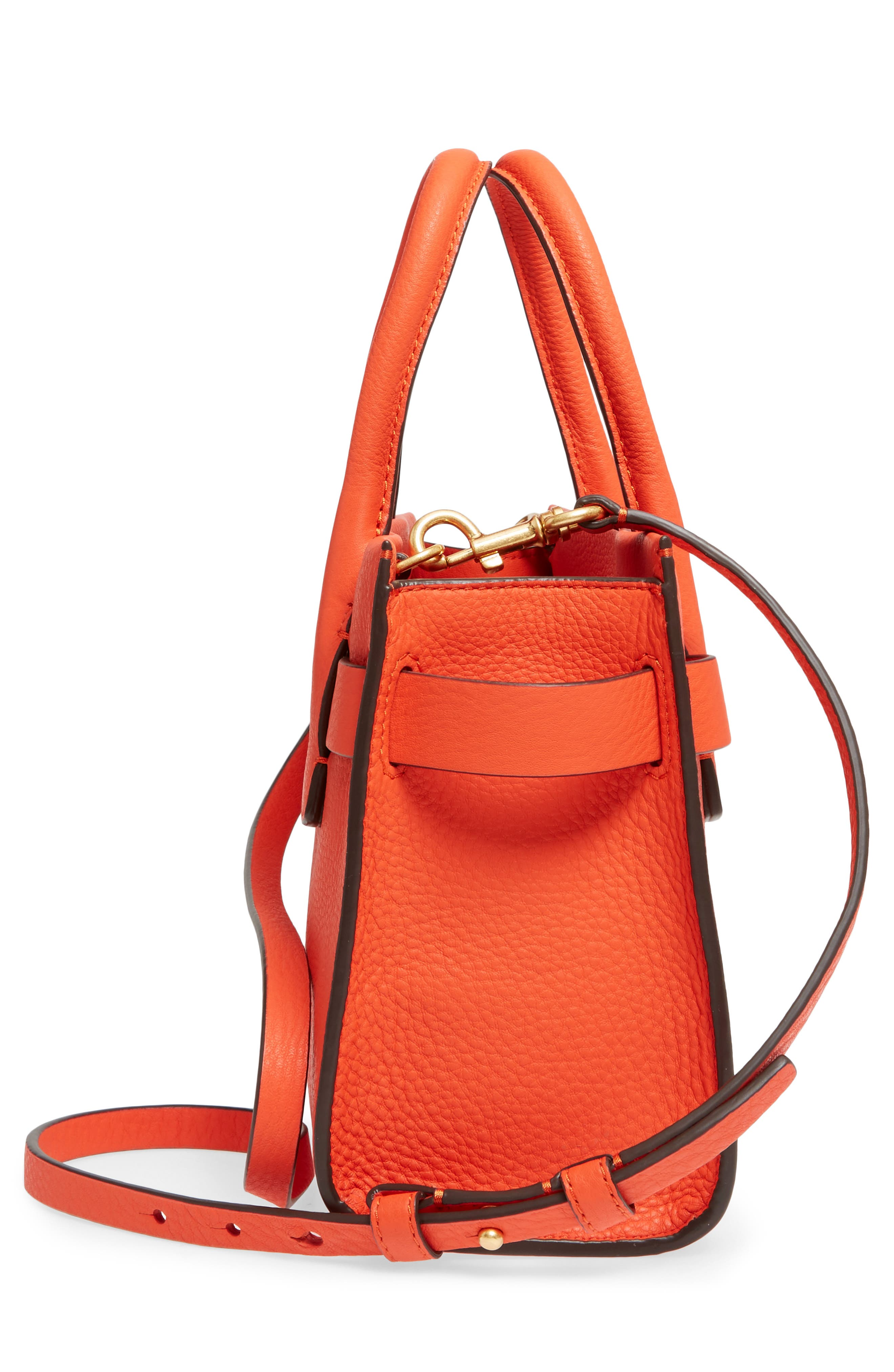 Alternate Image 5  - Tory Burch Small Gemini Link Leather Tote