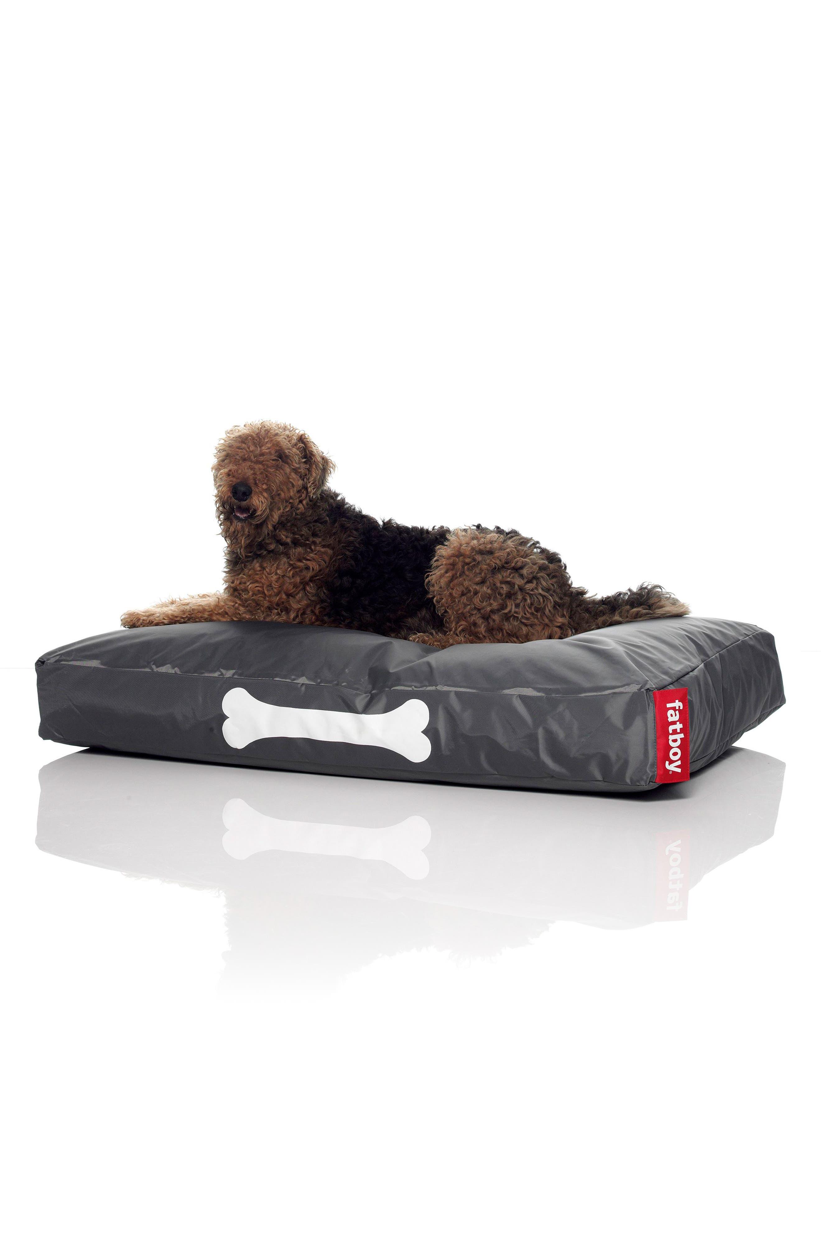 Doggielounge Pet Bed,                             Alternate thumbnail 2, color,                             Dark Grey
