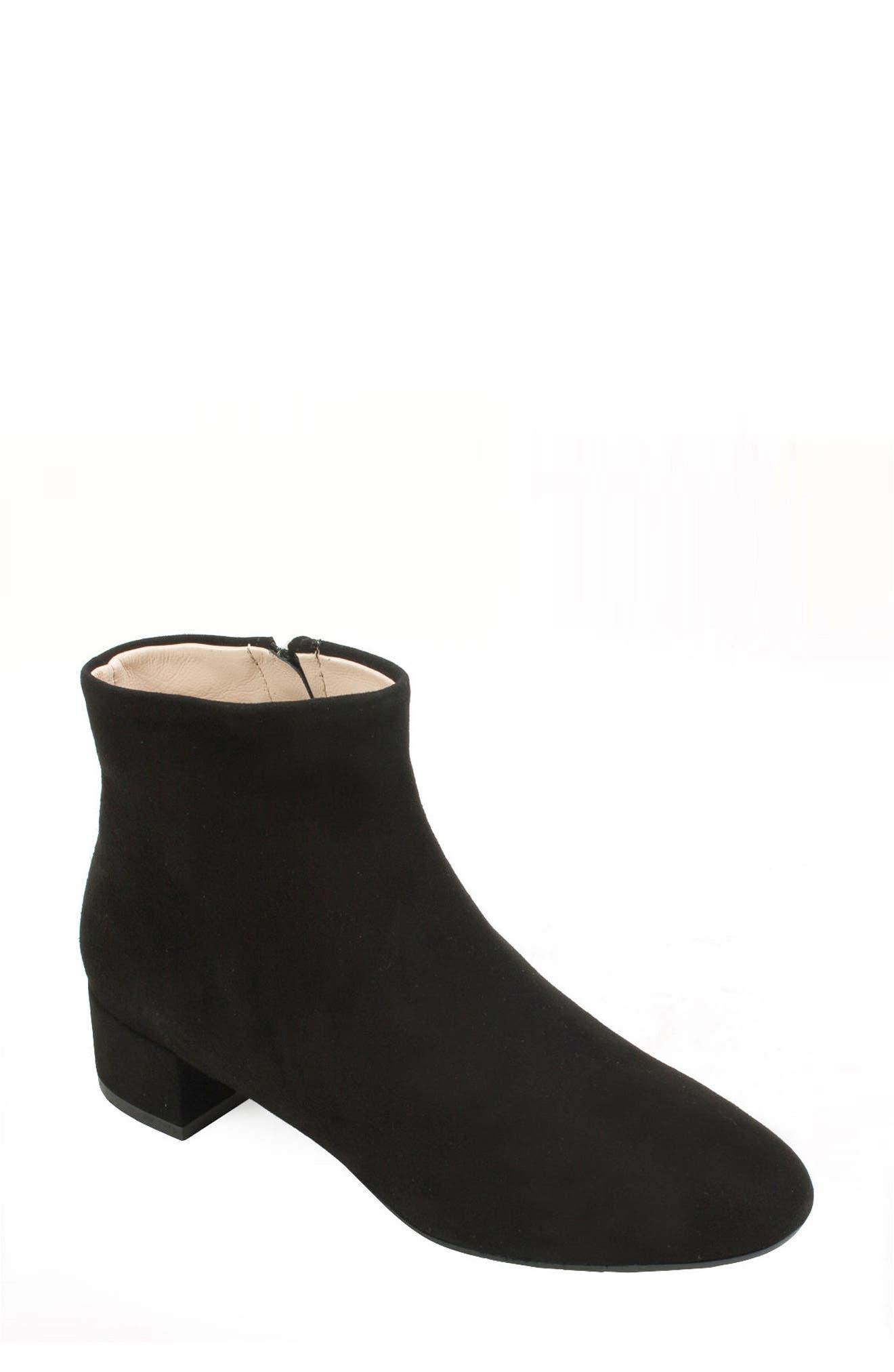 Summit Jordie Block Heel Bootie (Women)