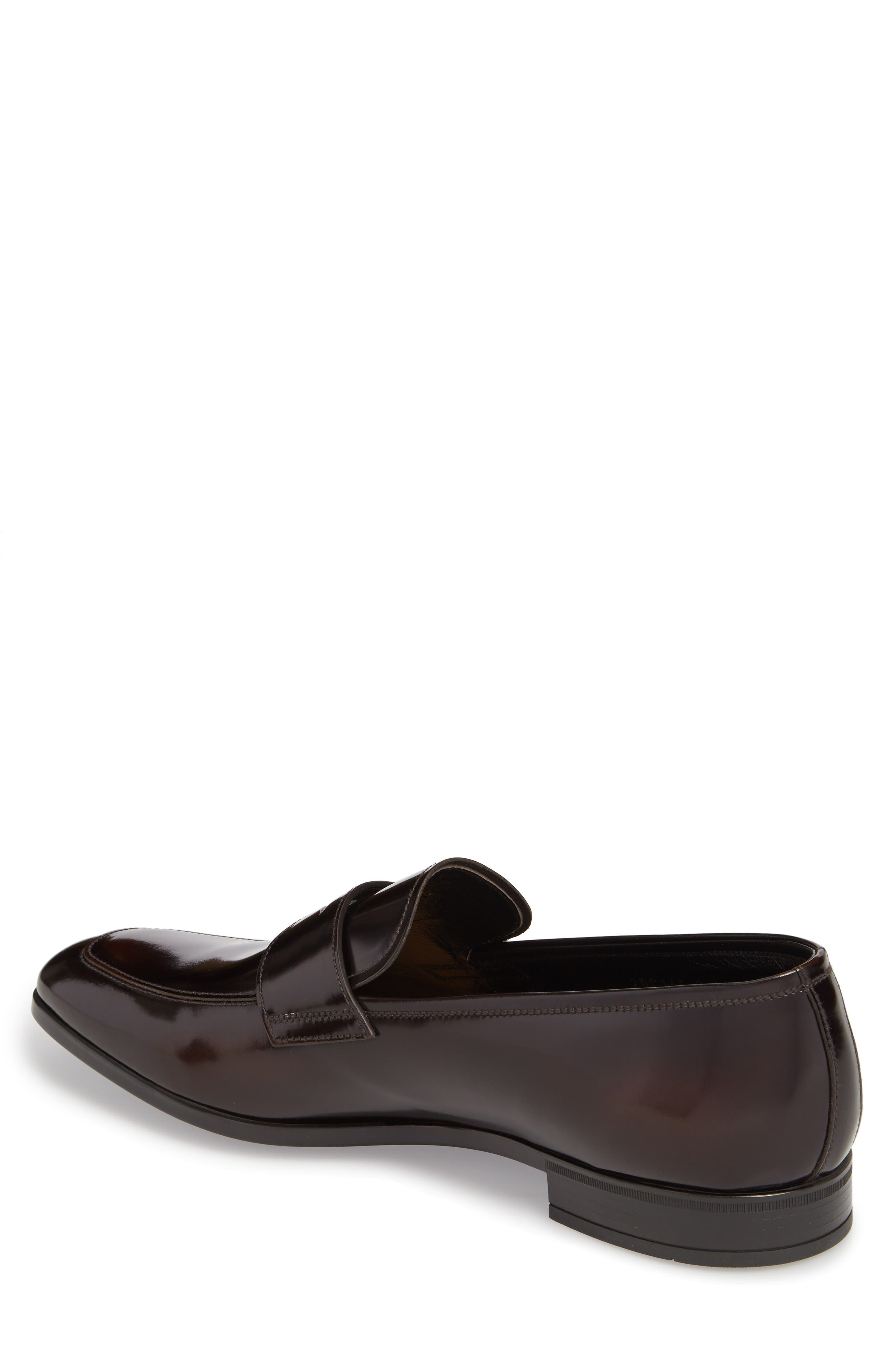 Alternate Image 2  - Prada Penny Loafer (Men)