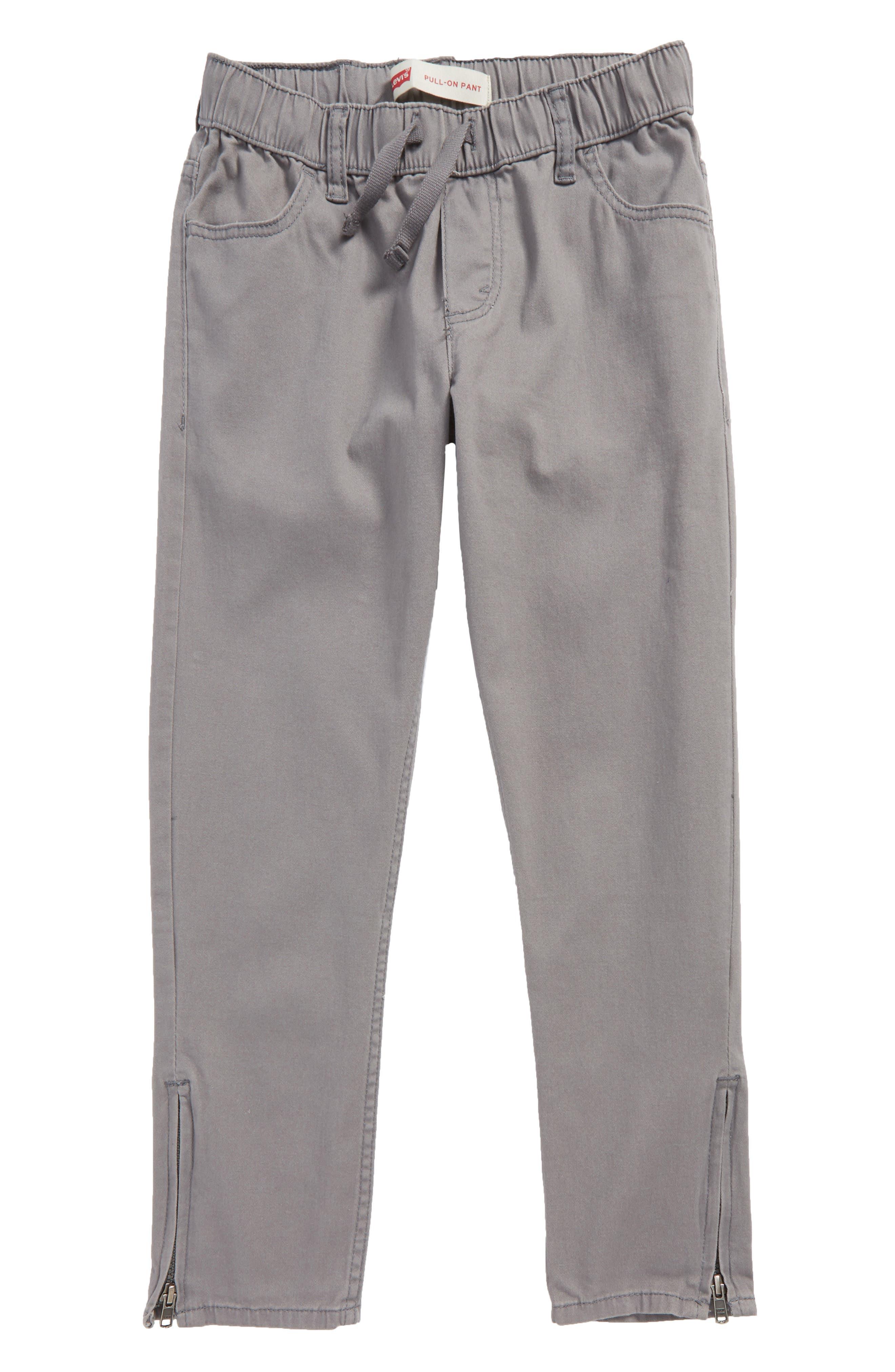 Main Image - Levi's® Zip Cuff Pull-On Pants (Big Boys)