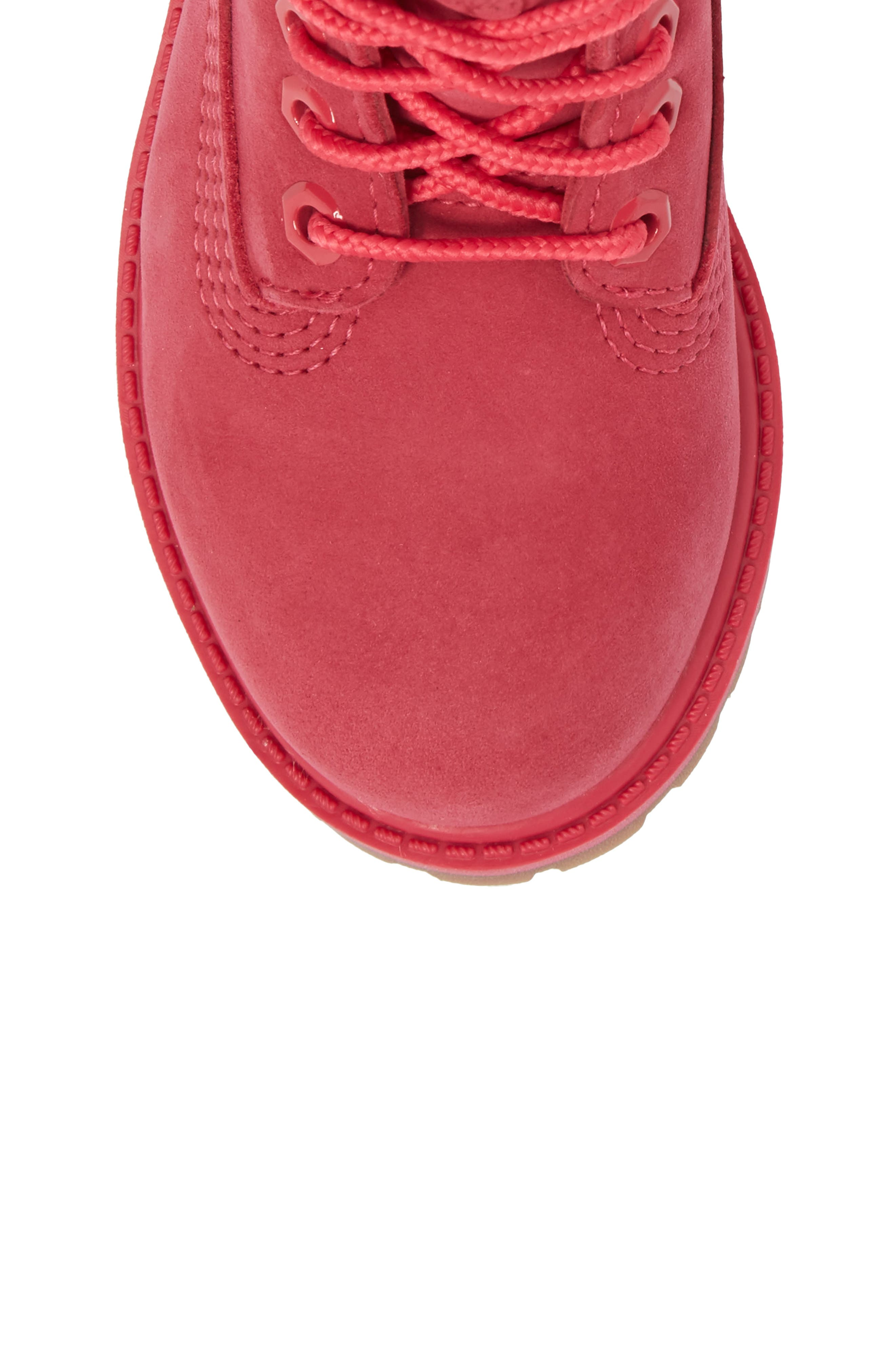Alternate Image 5  - Timberland 6-Inch Premium Waterproof Boot (Walker, Toddler, Little Kid & Big Kid)