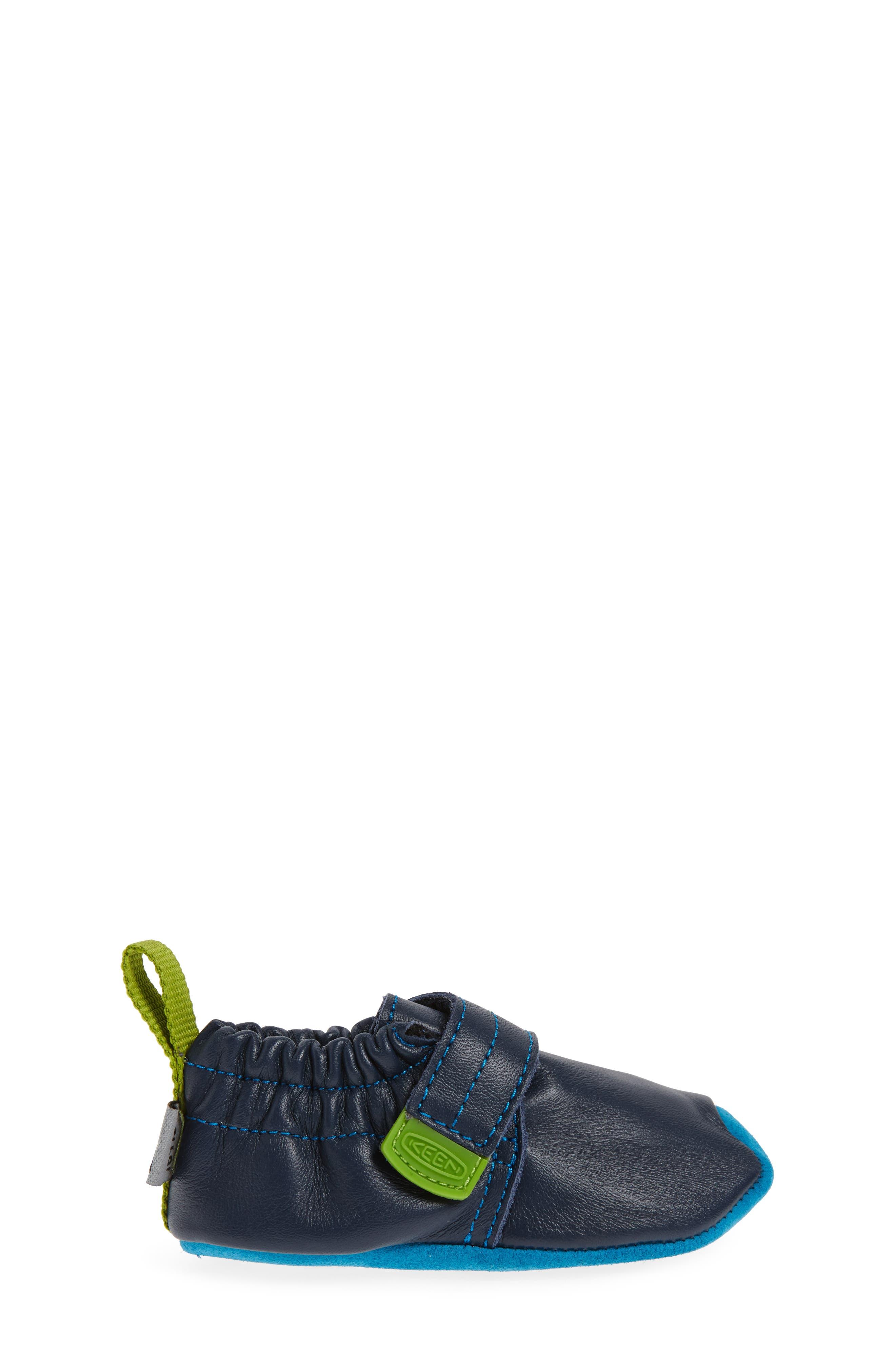 Alternate Image 3  - Keen Leo Crib Shoe (Baby & Walker)