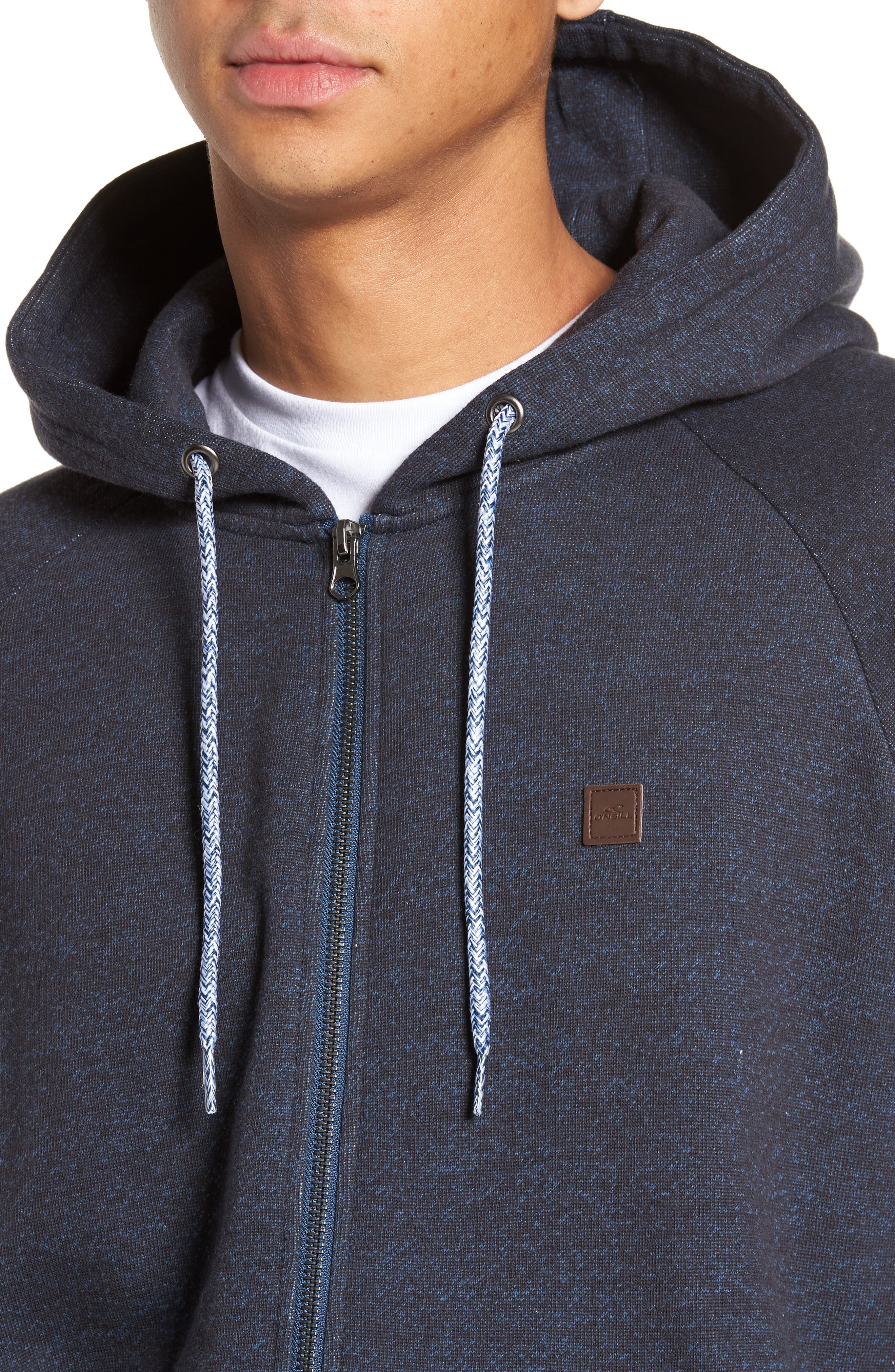 Alternate Image 4  - O'Neill The Standard Zip Hoodie