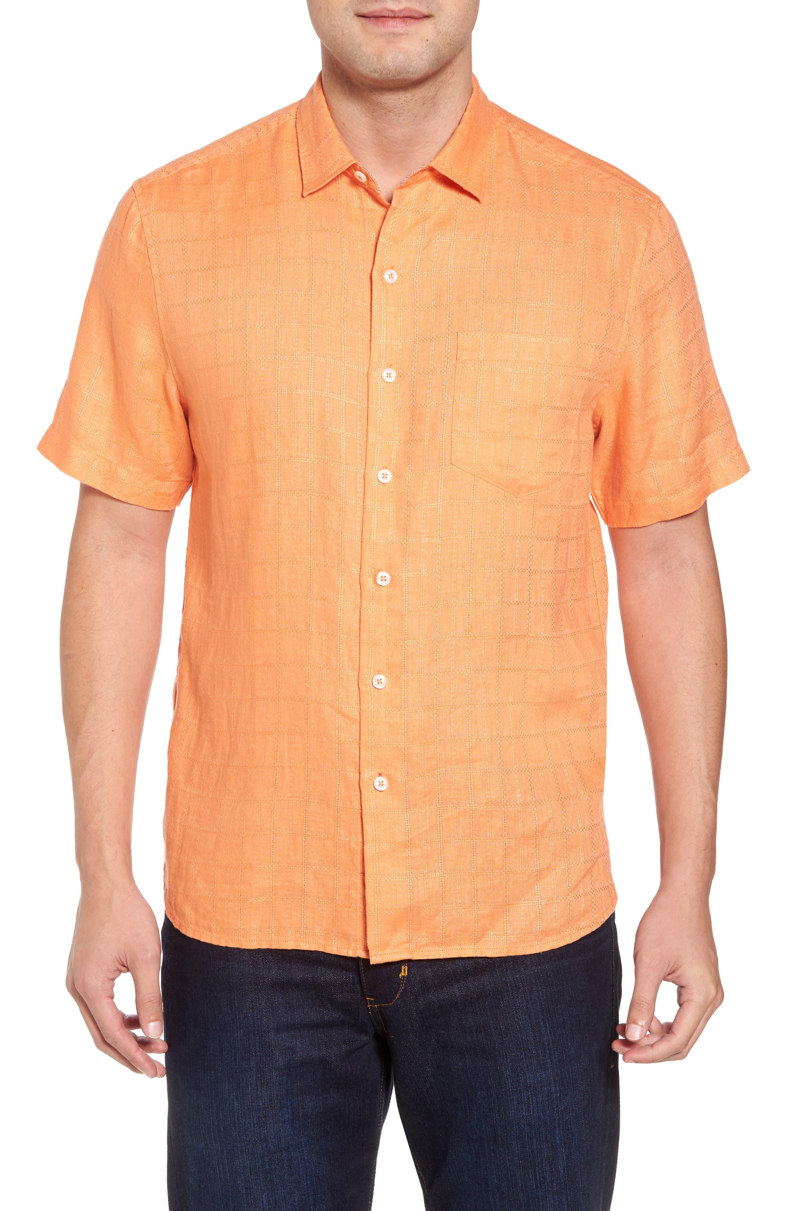 Tommy Bahama Costa Cera Linen Sport Shirt