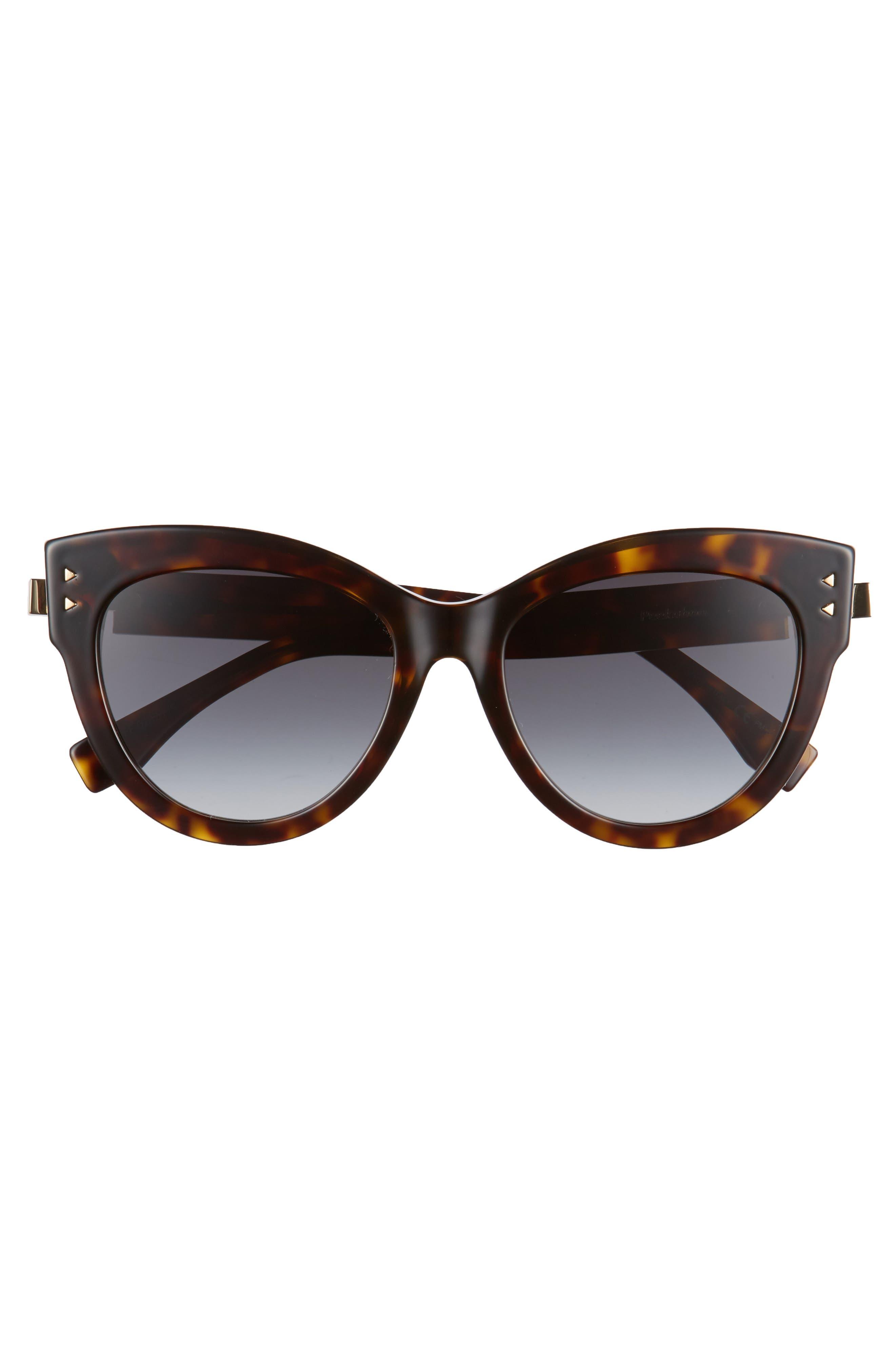 Alternate Image 3  - Fendi 54mm Special Fit Cat Eye Sunglasses