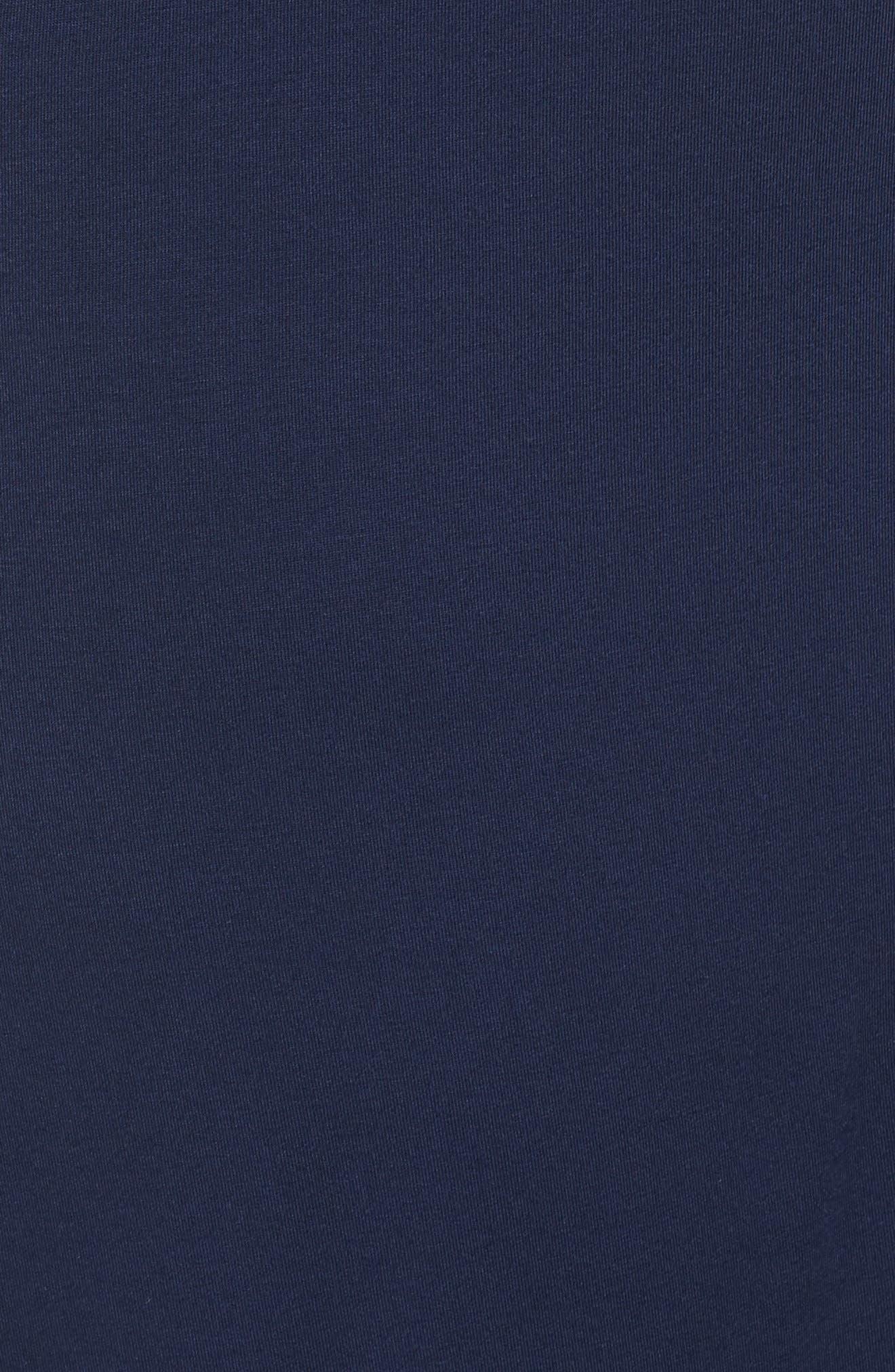 Alternate Image 6  - Lauren Ralph Lauren Long Nightshirt (Plus Size)