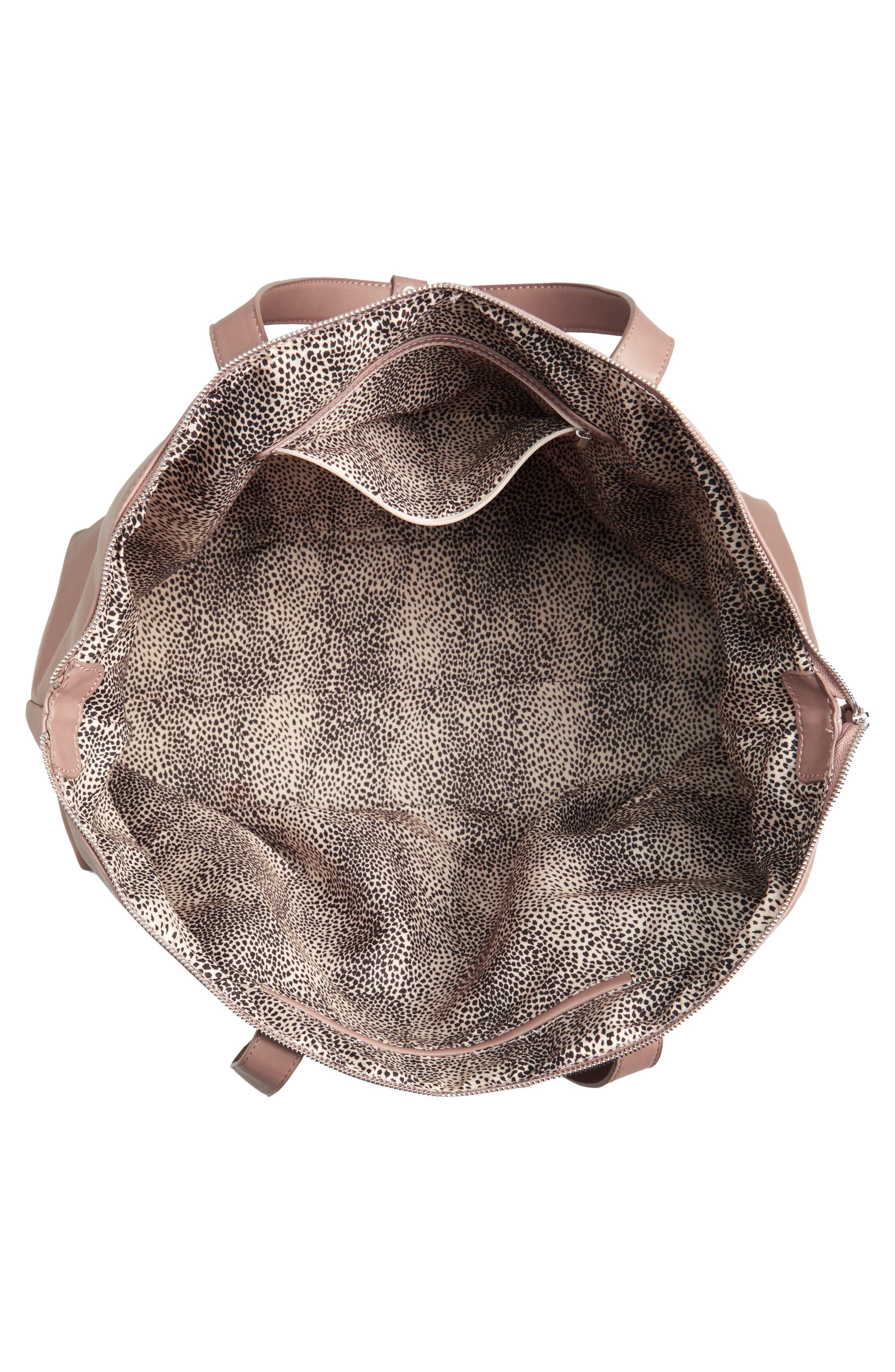 Alternate Image 4  - Sole Society Kelis Duffel Bag