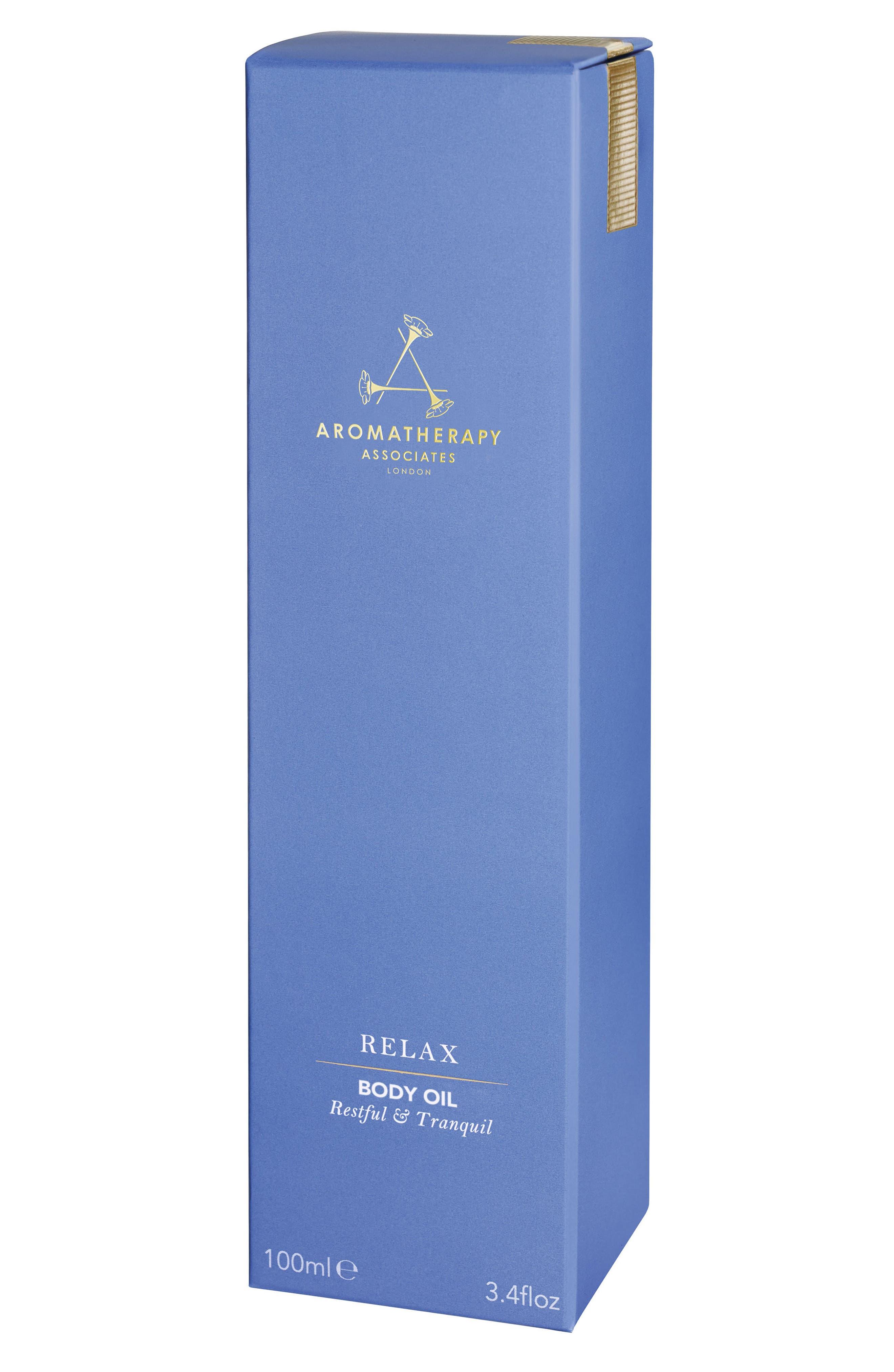 Alternate Image 3  - Aromatherapy Associates Relax Body Oil