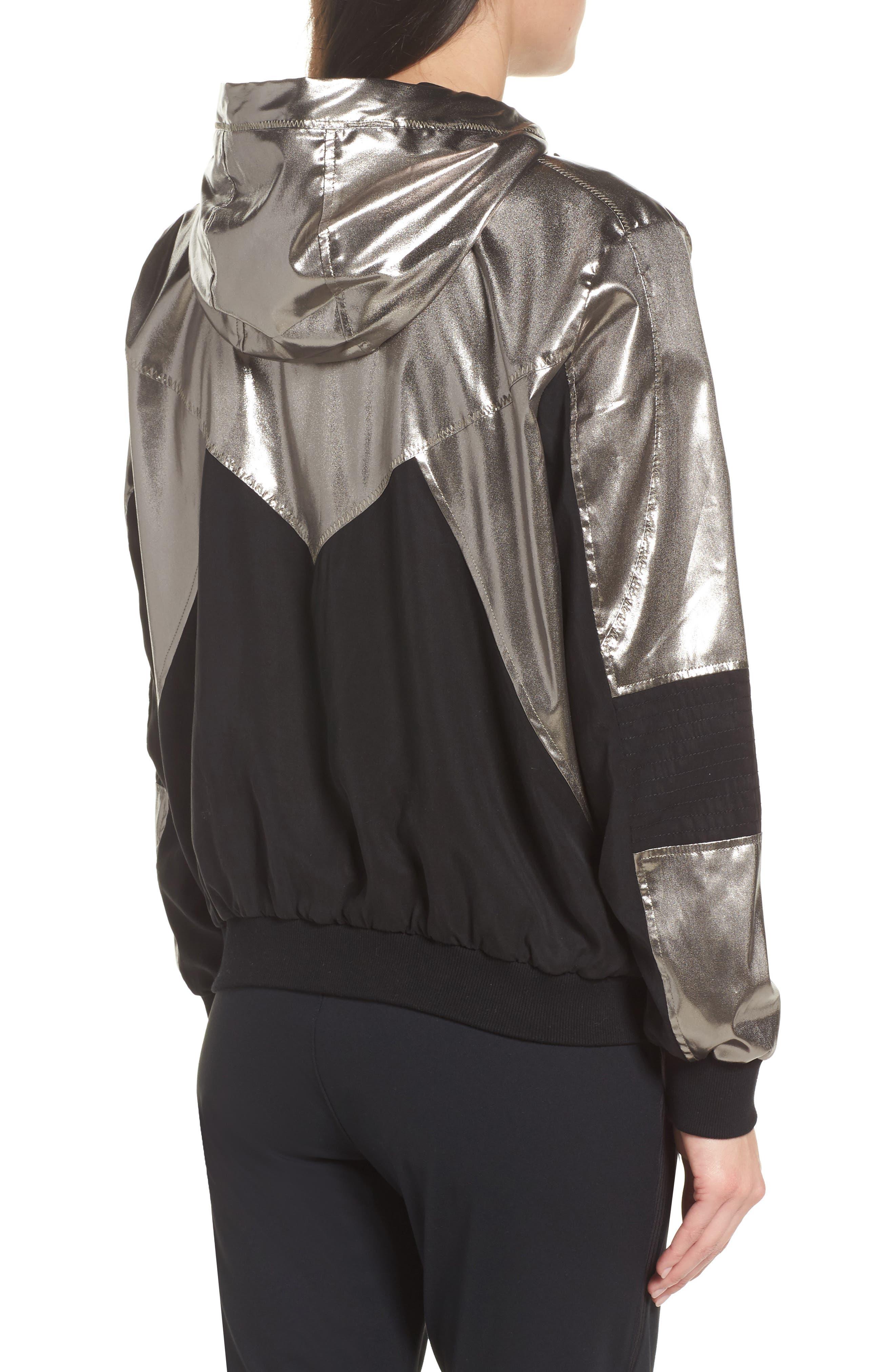 Daze Jacket,                             Alternate thumbnail 2, color,                             Platinum