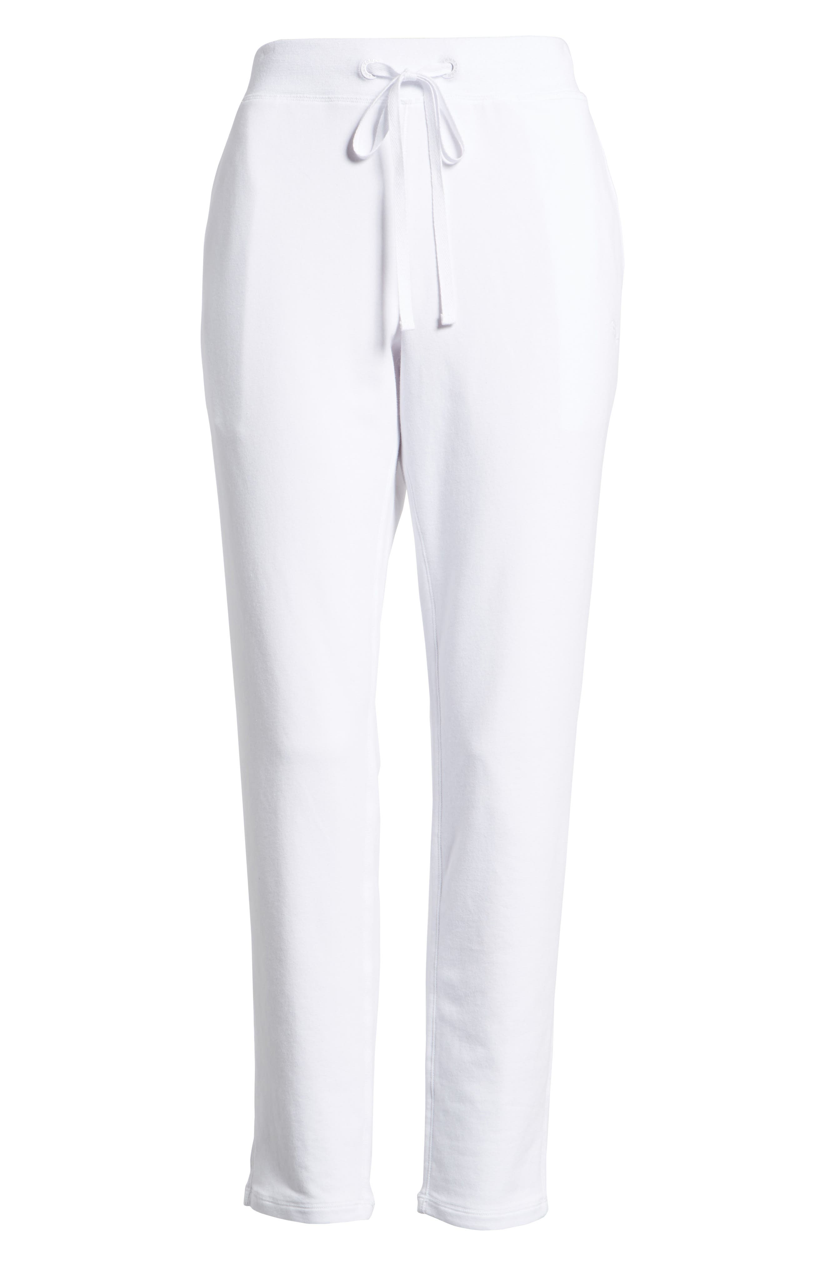 Jen and Terry Pants,                         Main,                         color, White