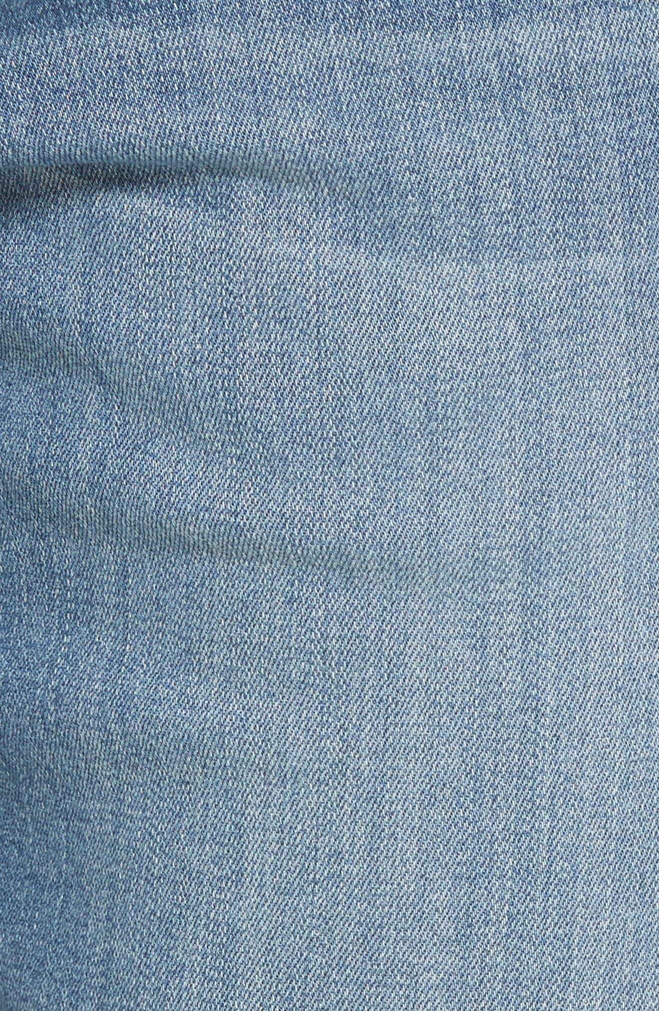 Transcend - Lennox Slim Fit Jeans,                             Alternate thumbnail 5, color,                             Liam